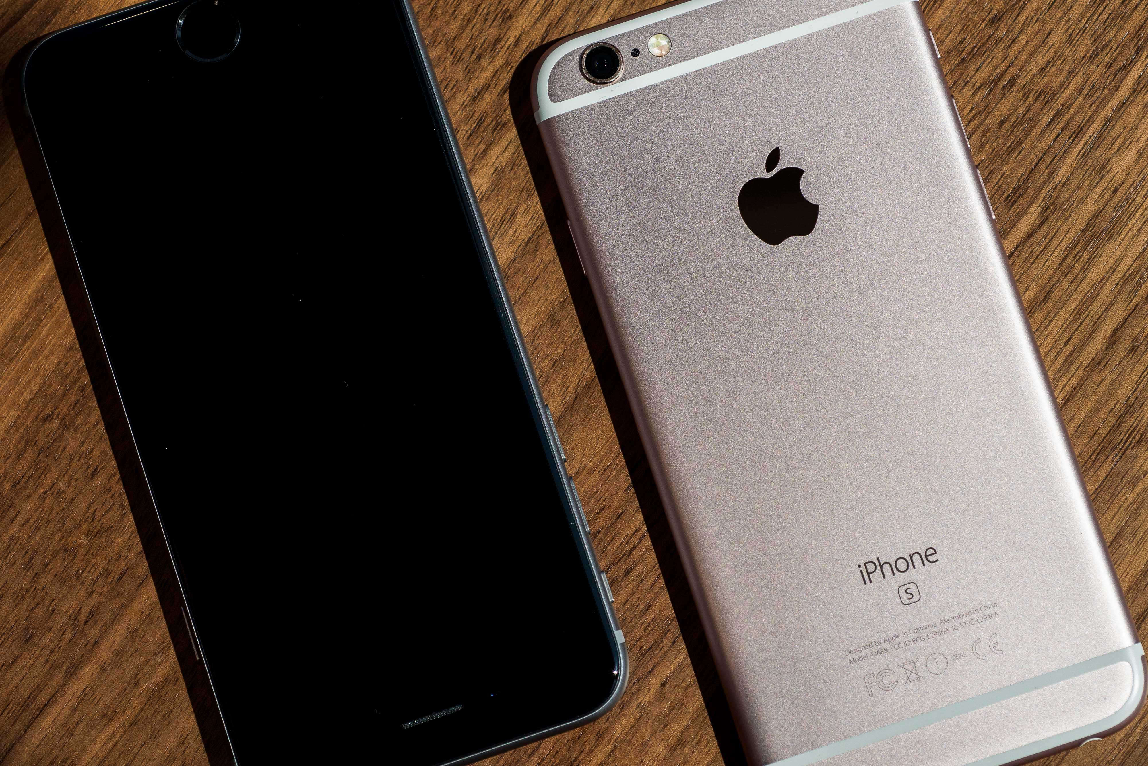 Unboxing Apple Inc. iPhone 6s