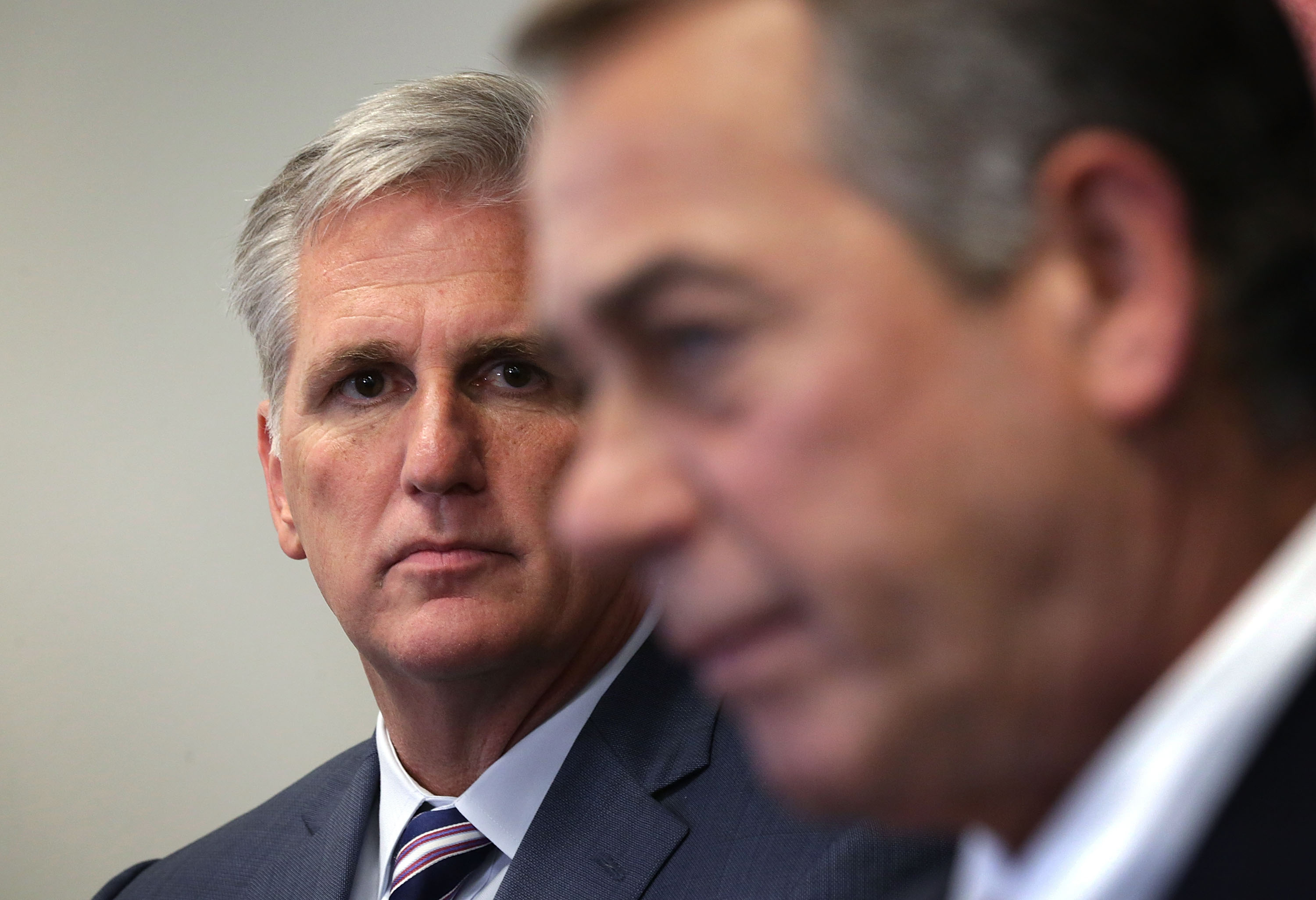 House GOP Leaders Address Media After House Republican Conference Meeting