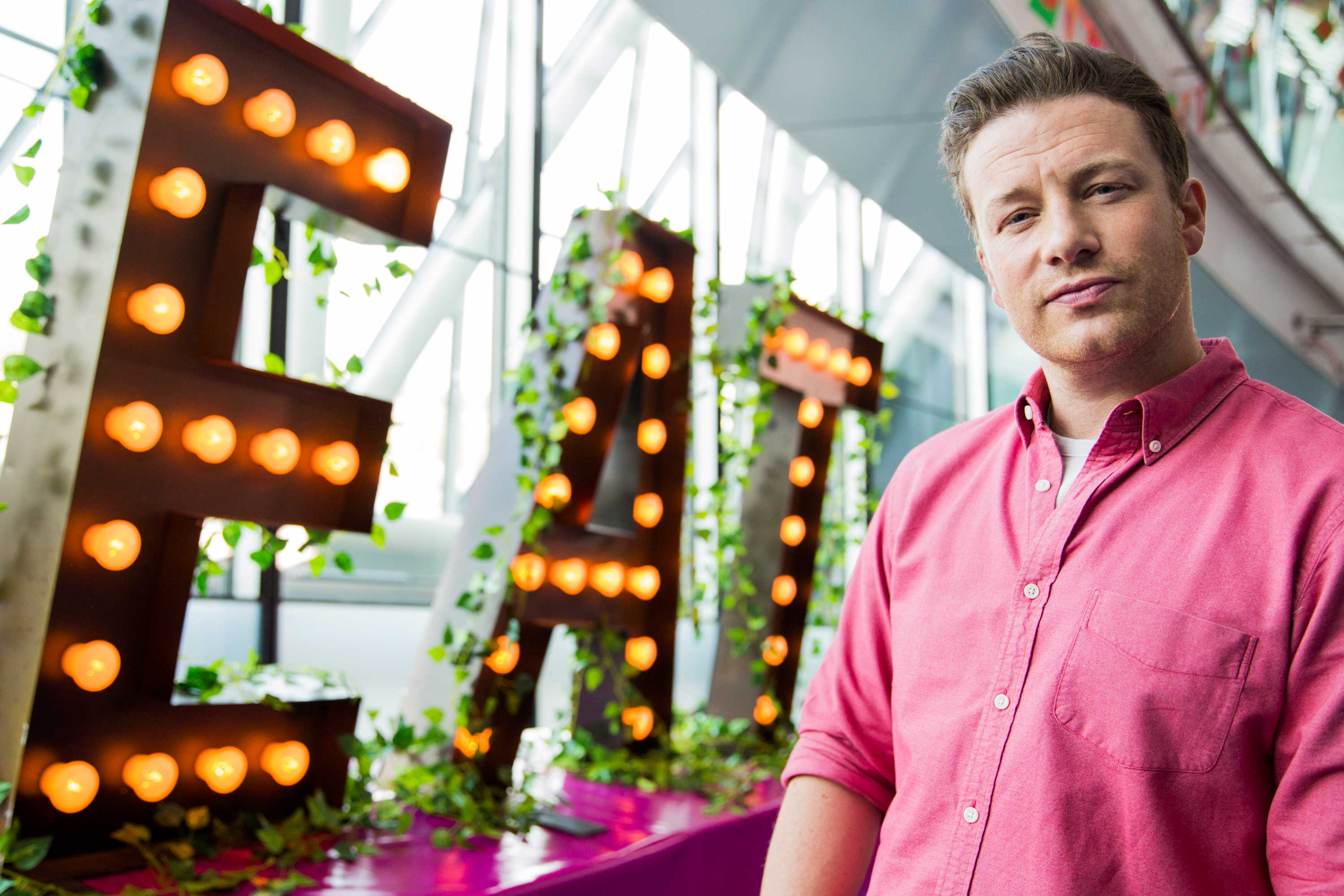 Jamie Oliver Presents Food Revolution Day
