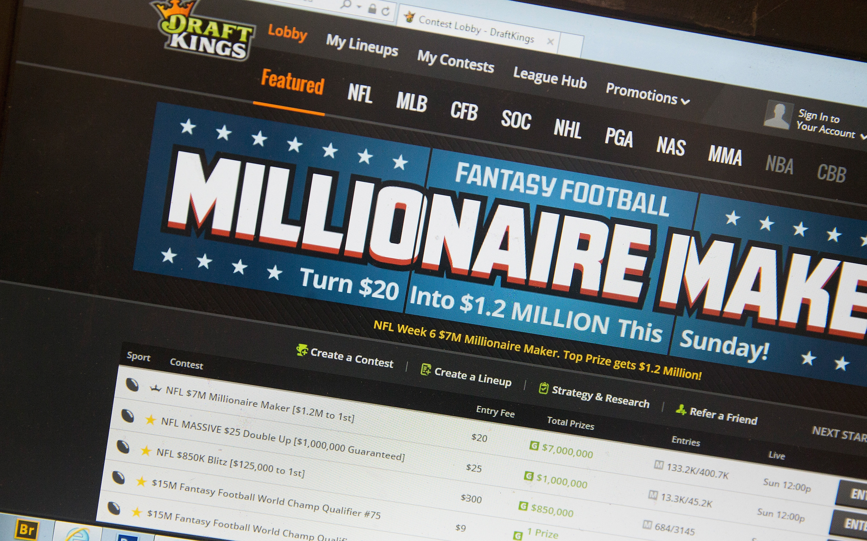 Fantasy sports insider betting scandal csgo betting predictions youtube