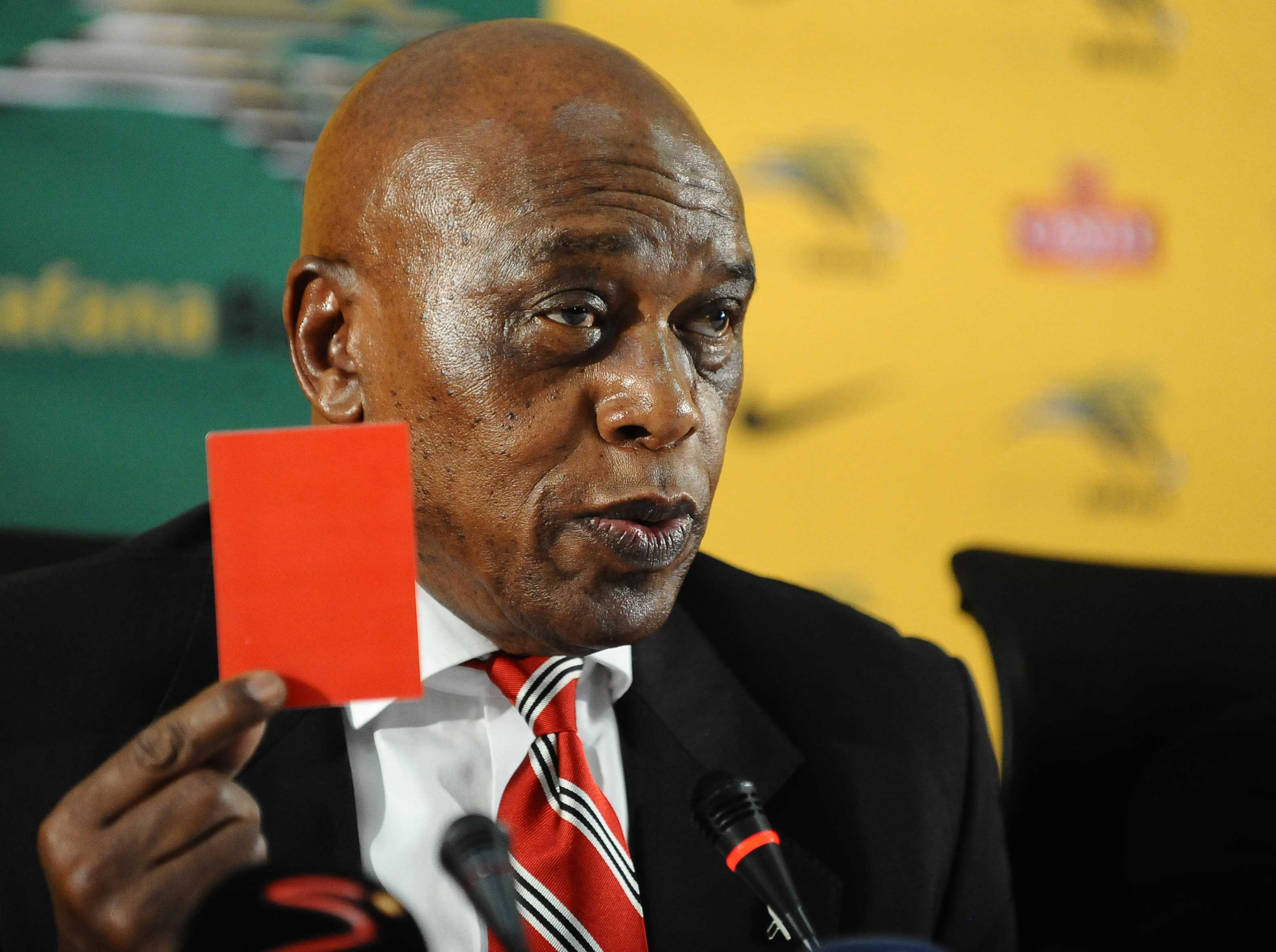 Tokyo Sexwale Press Conference