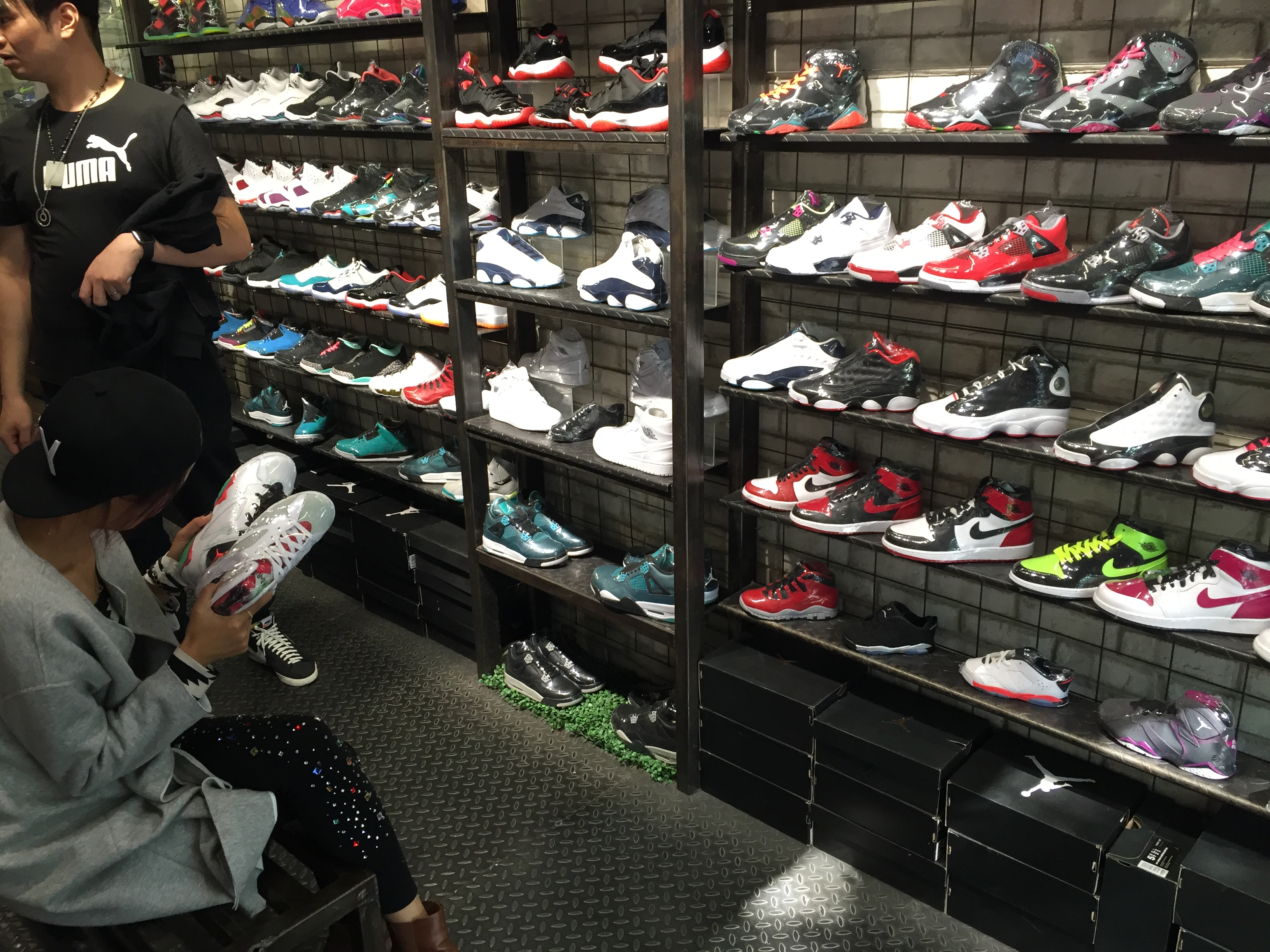 factory price fe340 f9beb Why Michael Jordan went to China for Nike   Fortune