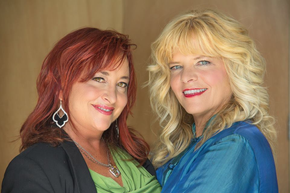 Karen Paull and Wendy Robbins