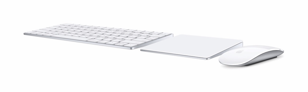 27f90159648 ... Apple's latest Mac accessories: Magic Keyboard, Magic Trackpad 2,