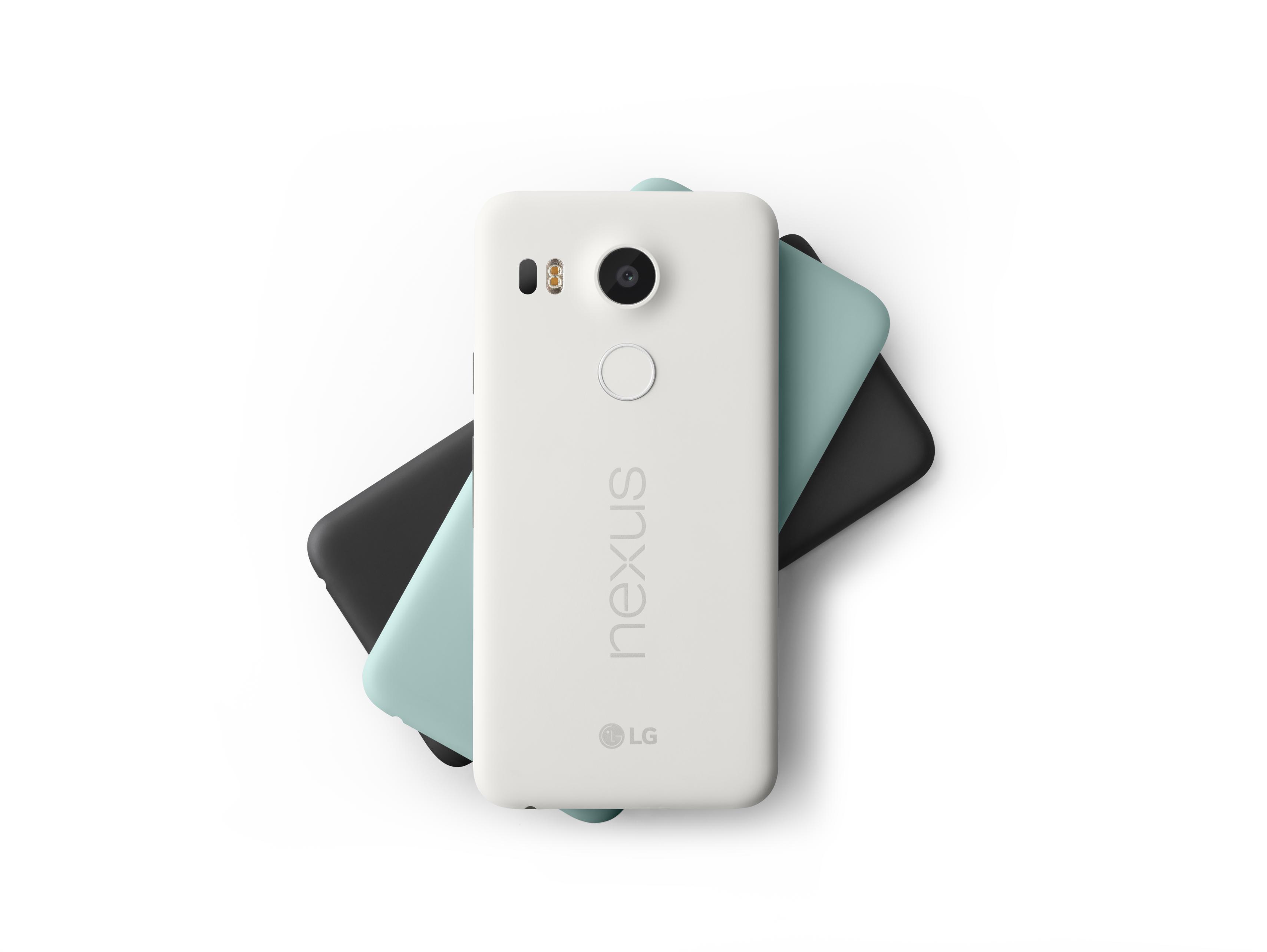 Google's Nexus 5X.