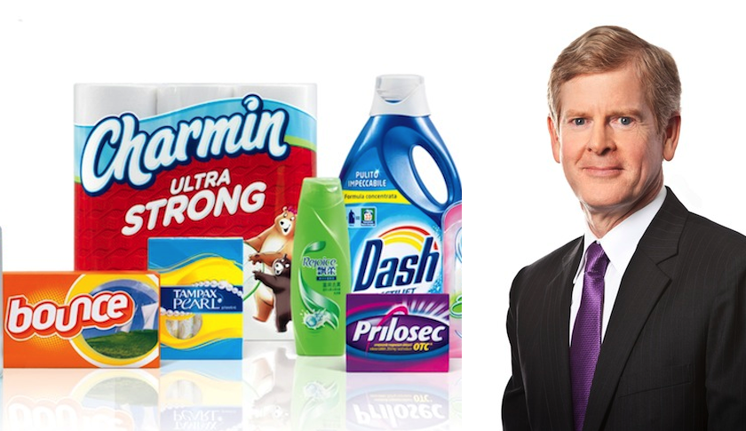 Incoming Procter & Gamble CEO David Taylor