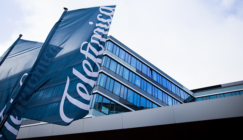 Telefonica Germany annual figures