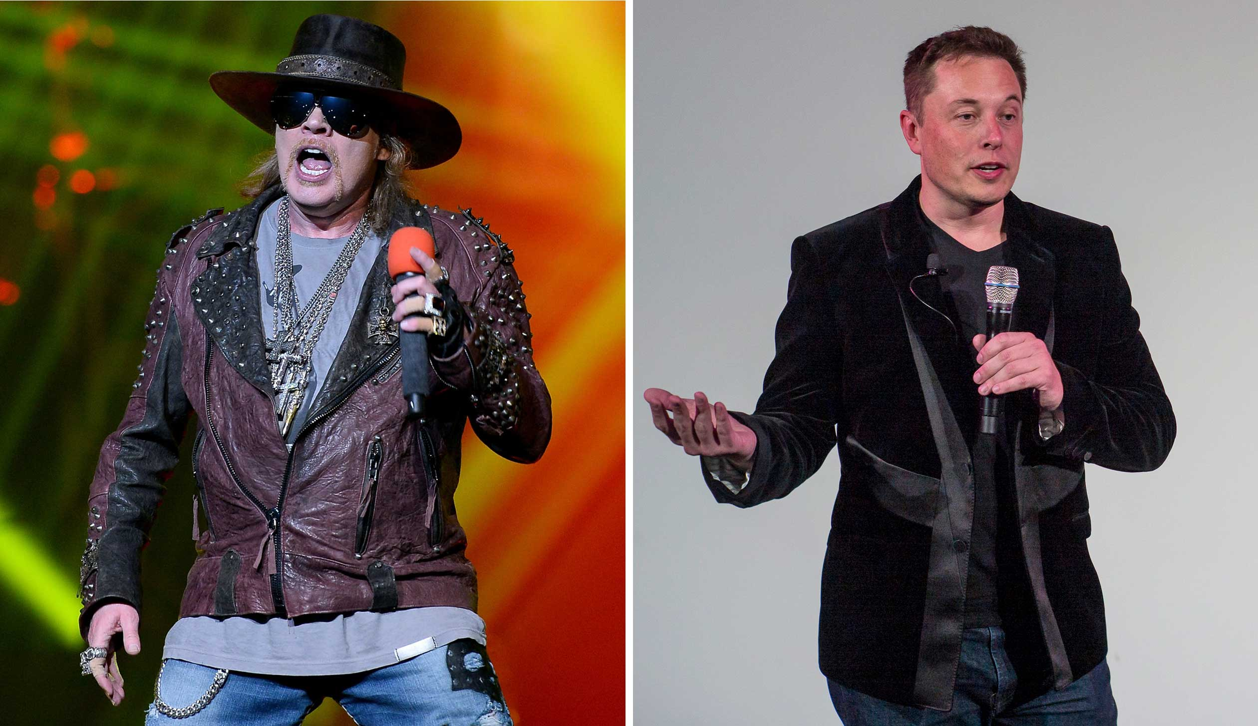 Tesla customer compares Elon Musk to Axl Rose | Fortune