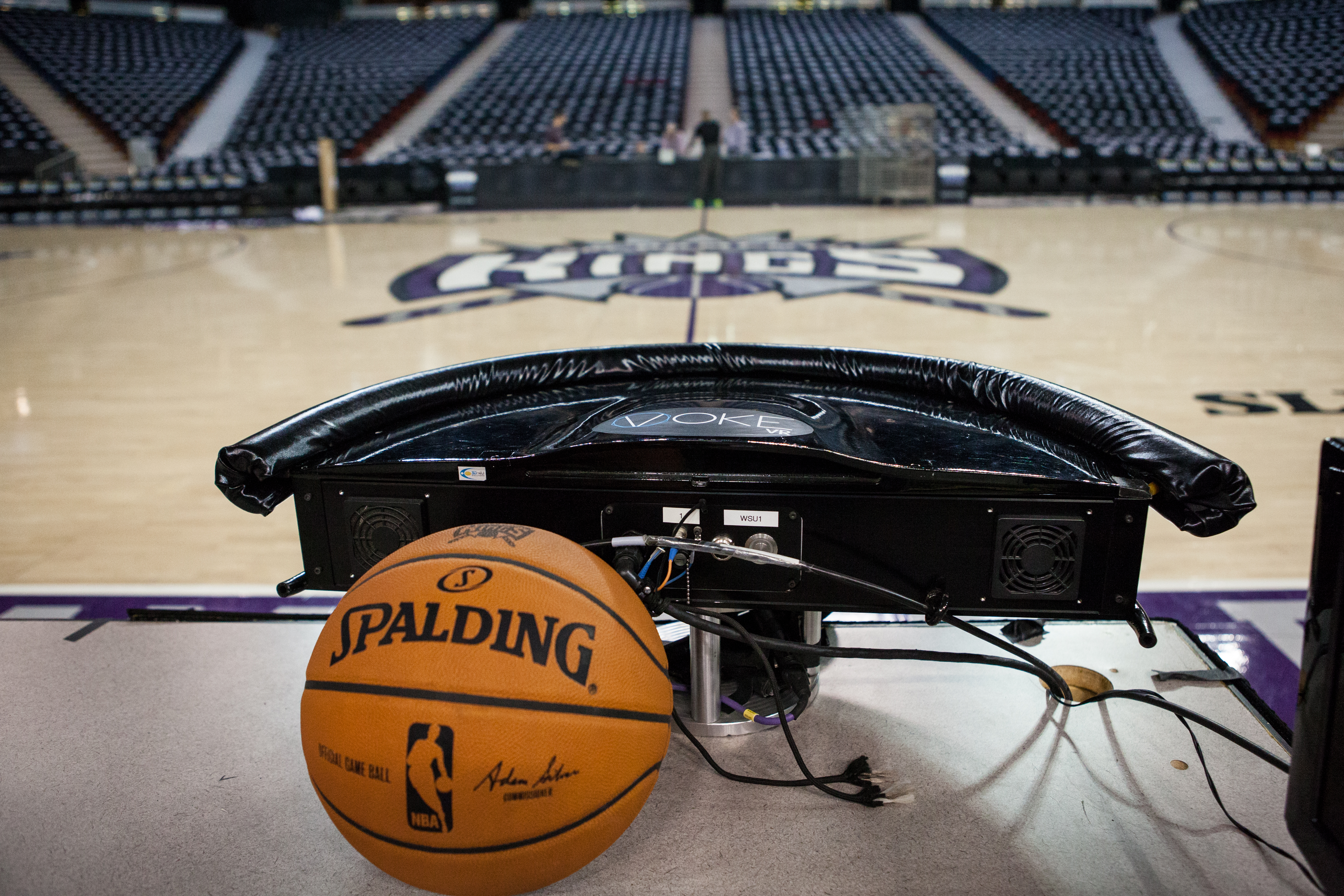 The Sacramento Kings have invested in Voke VR to livestream NBA games to the world.