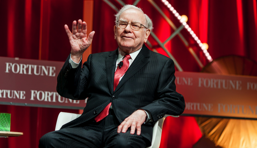 Warren Buffett at Fortune's Most Powerful Women summit