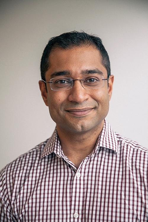 Fayez Mohamood, cofounder and CEO of Bluecore