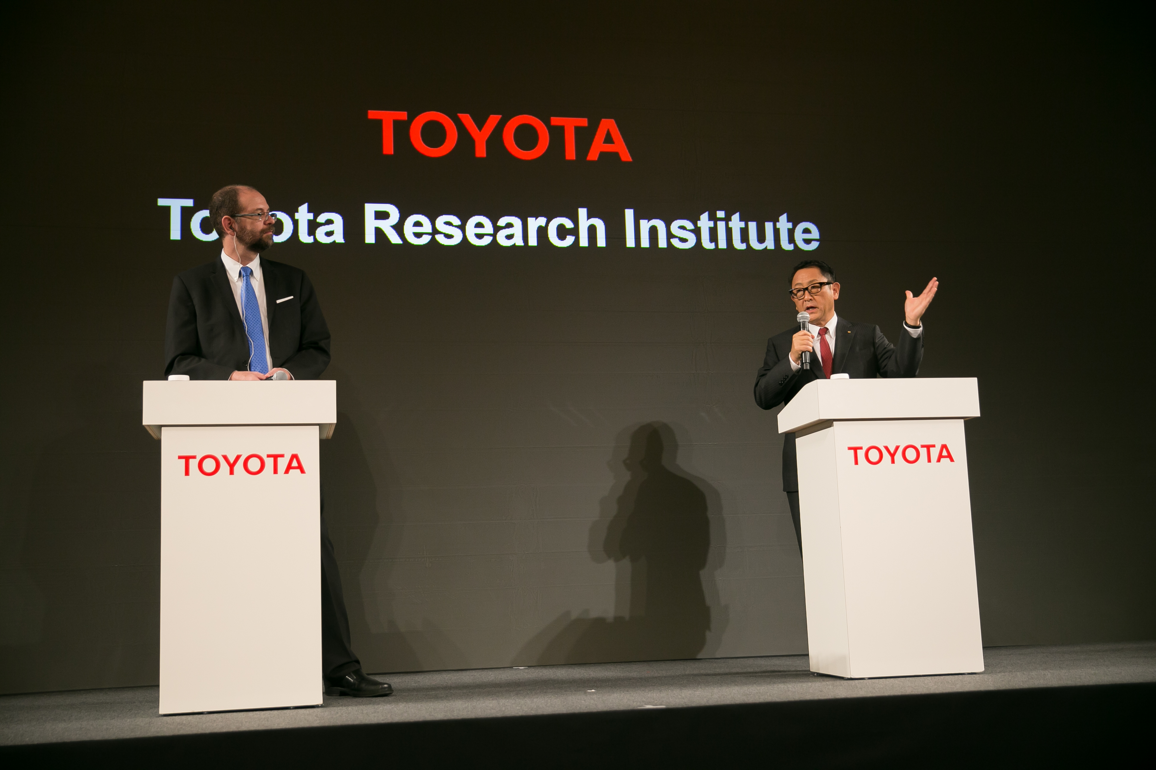 Introducing Toyota's new star.