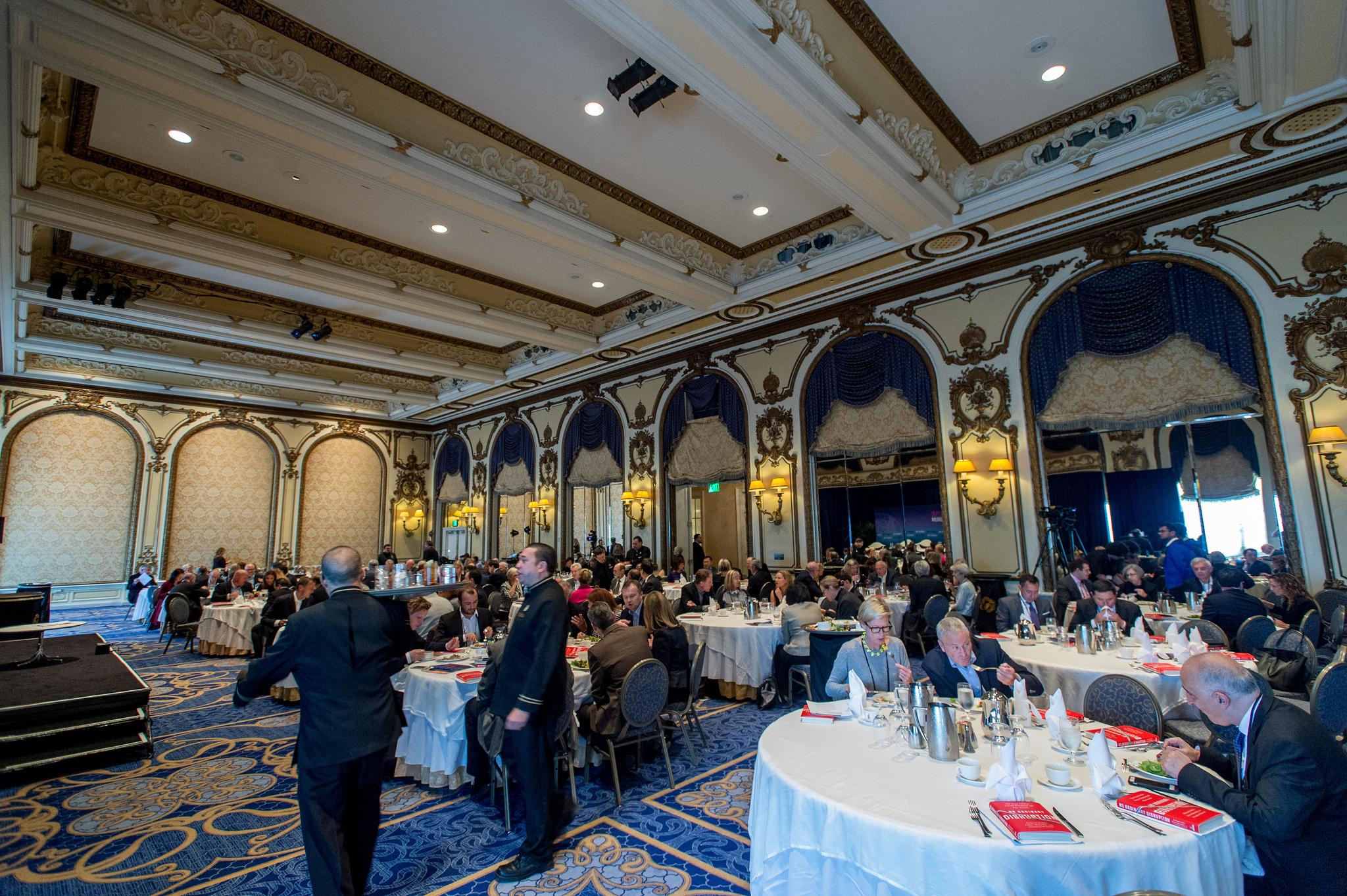 Fortune Global Forum Breakfast Roundtable