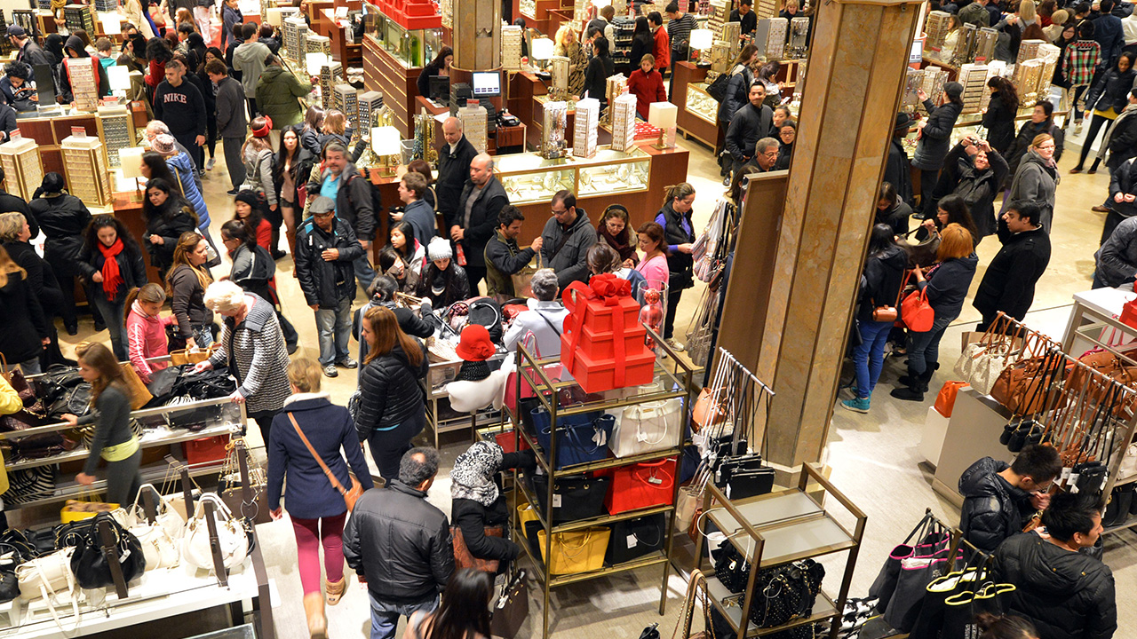 Super Saturday More Americans Will Shop Than Black Friday Fortune