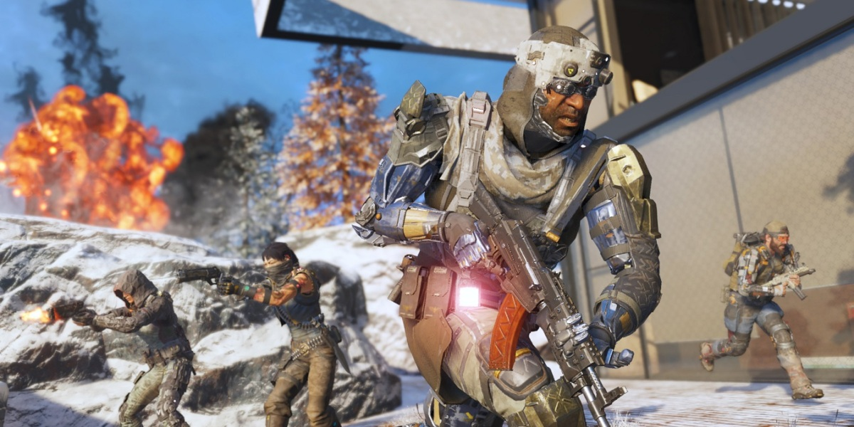 Call Of Duty Is The Biggest Entertainment Launch Of 2015 Fortune
