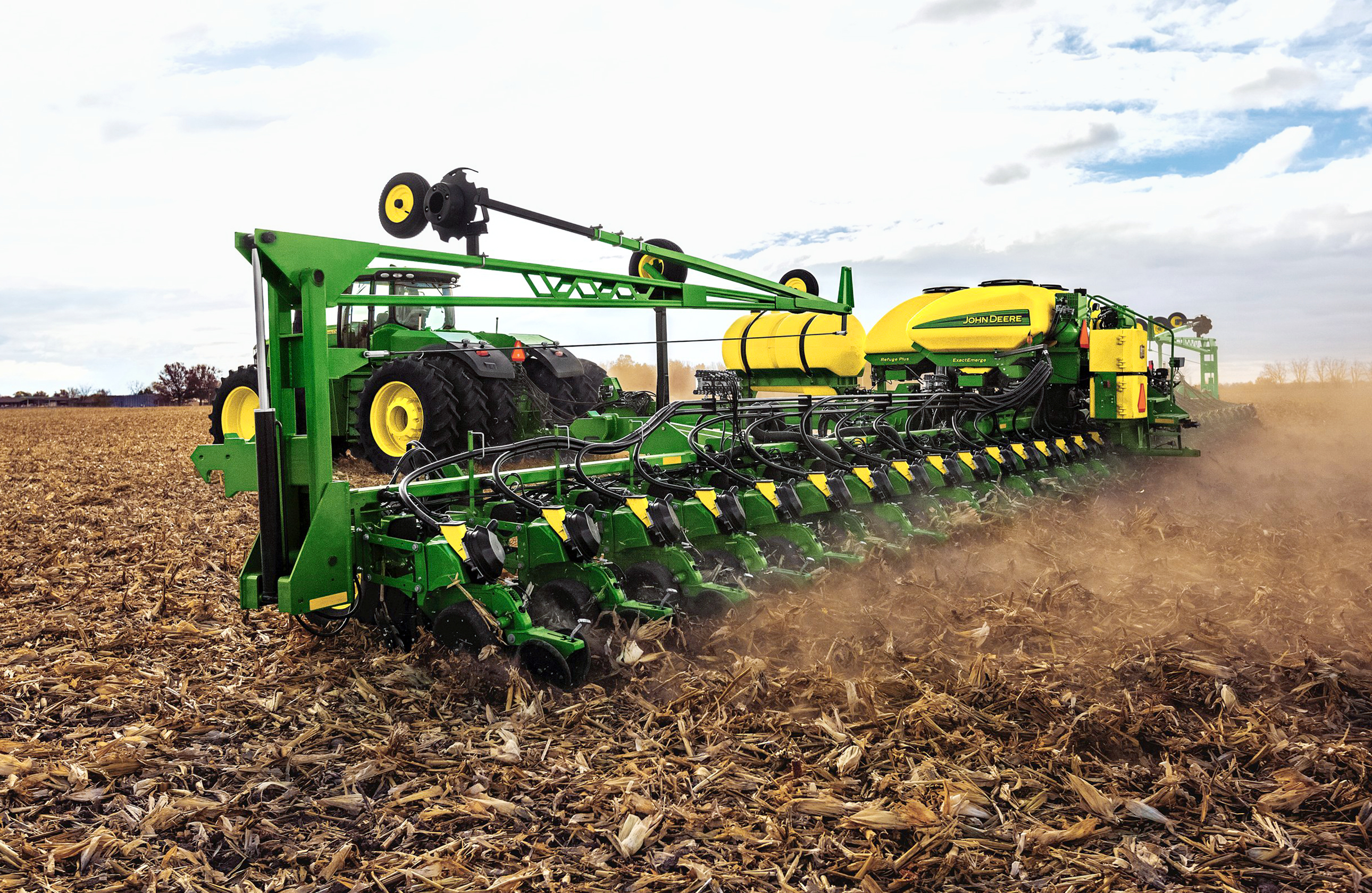 What John Deere is Doing to Fight Slumping Sales | Fortune