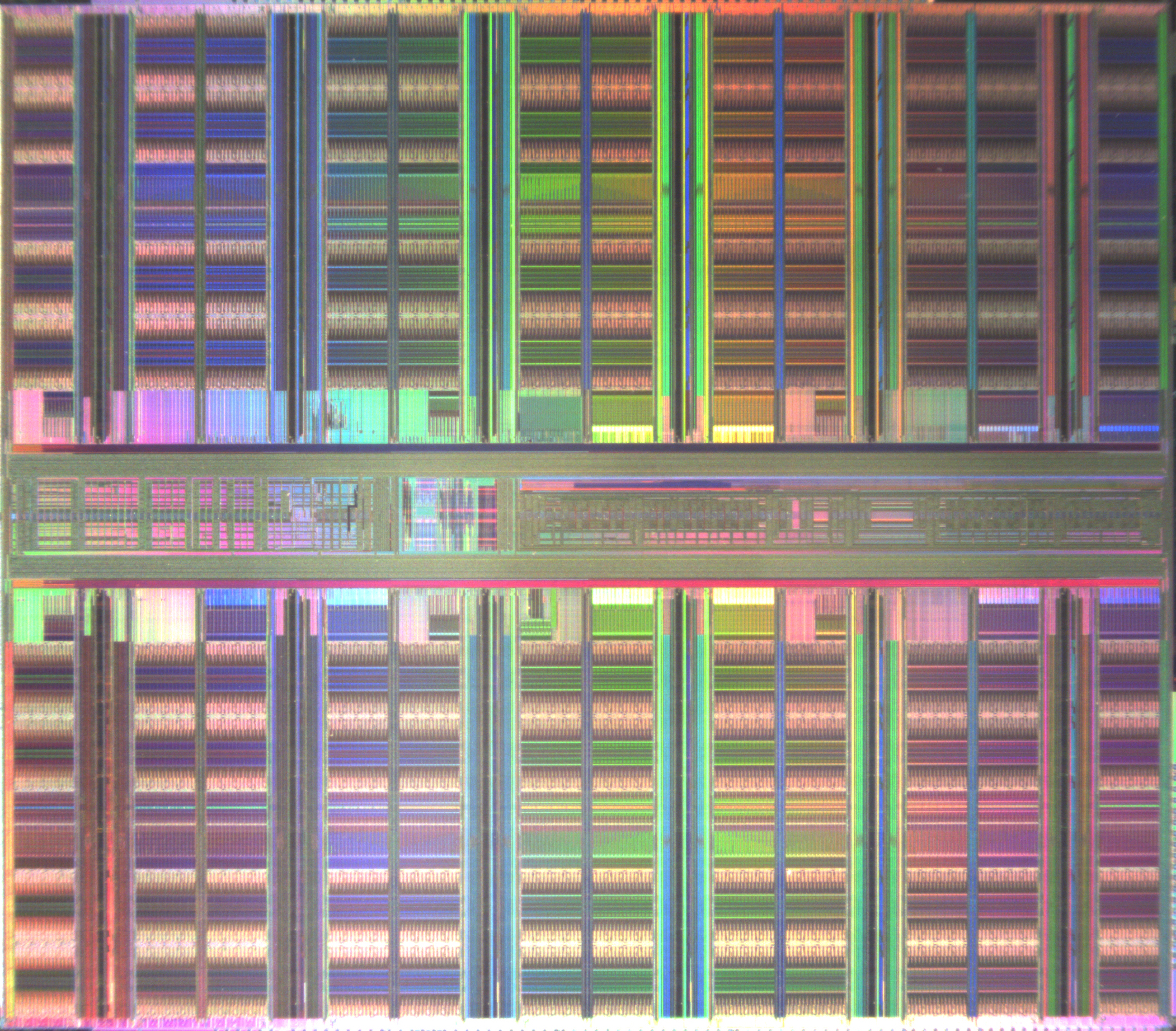 Micron's new Automata processor for machine learning.