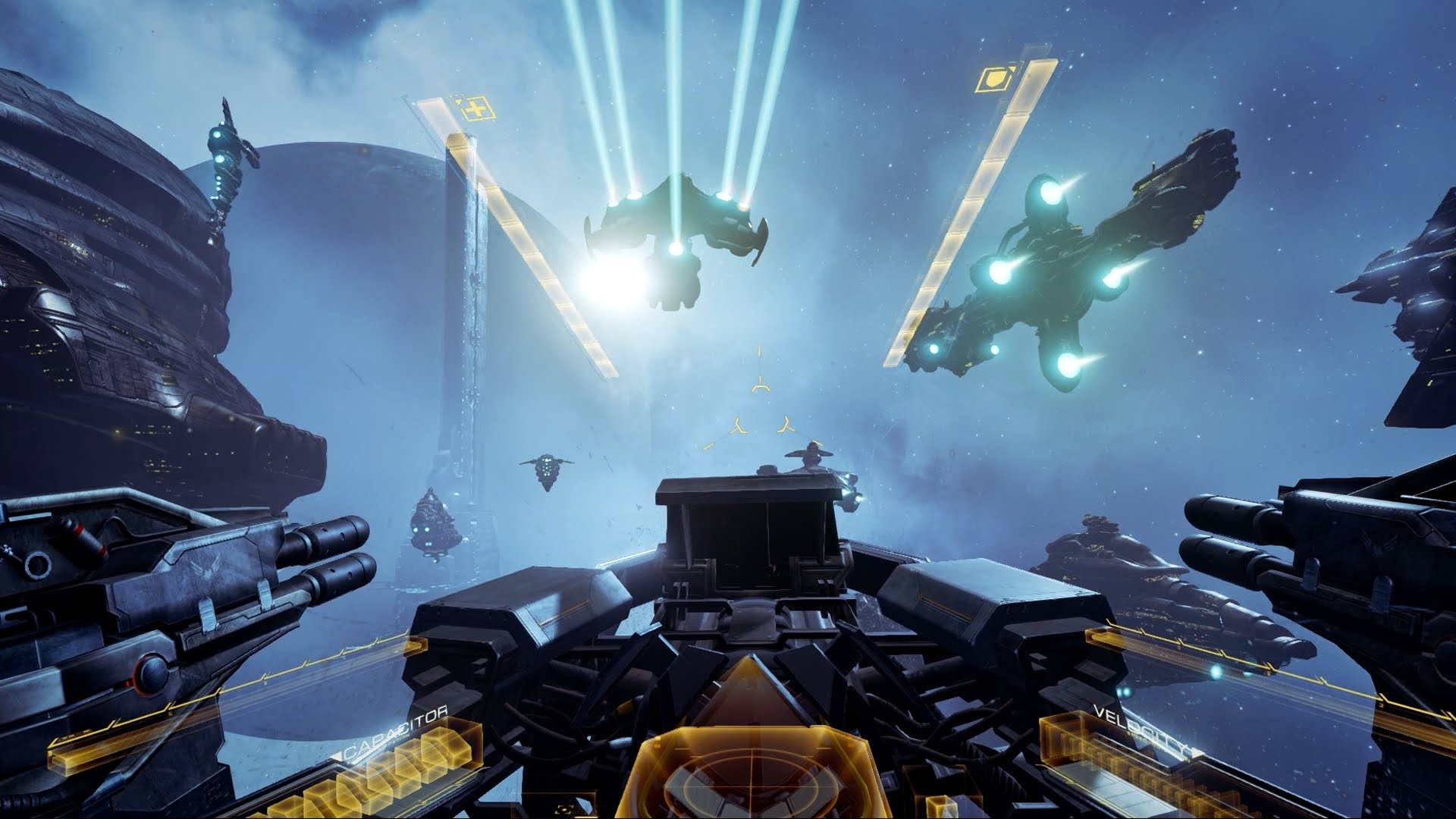 CCP Games will launch 'Eve: Valkyrie' virtual reality space combat game for Oculus Rift and PlayStation VR in 2016.