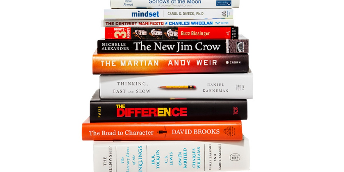 Books That Changed My Mind This Year: CEO Selections