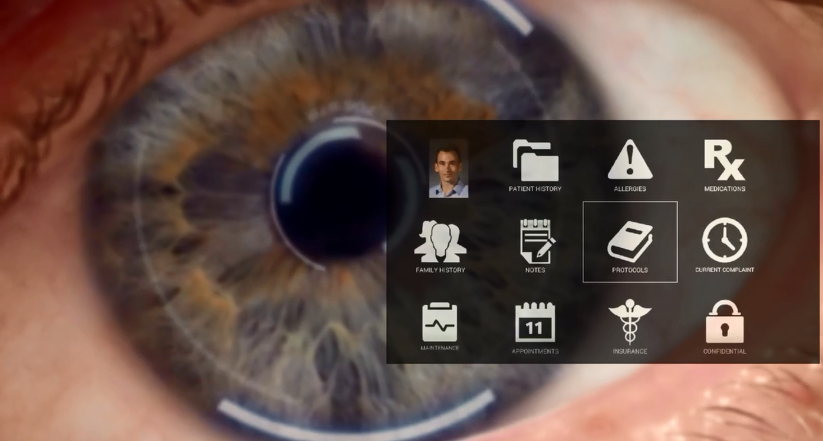 New eye interaction technology could change the way people work.