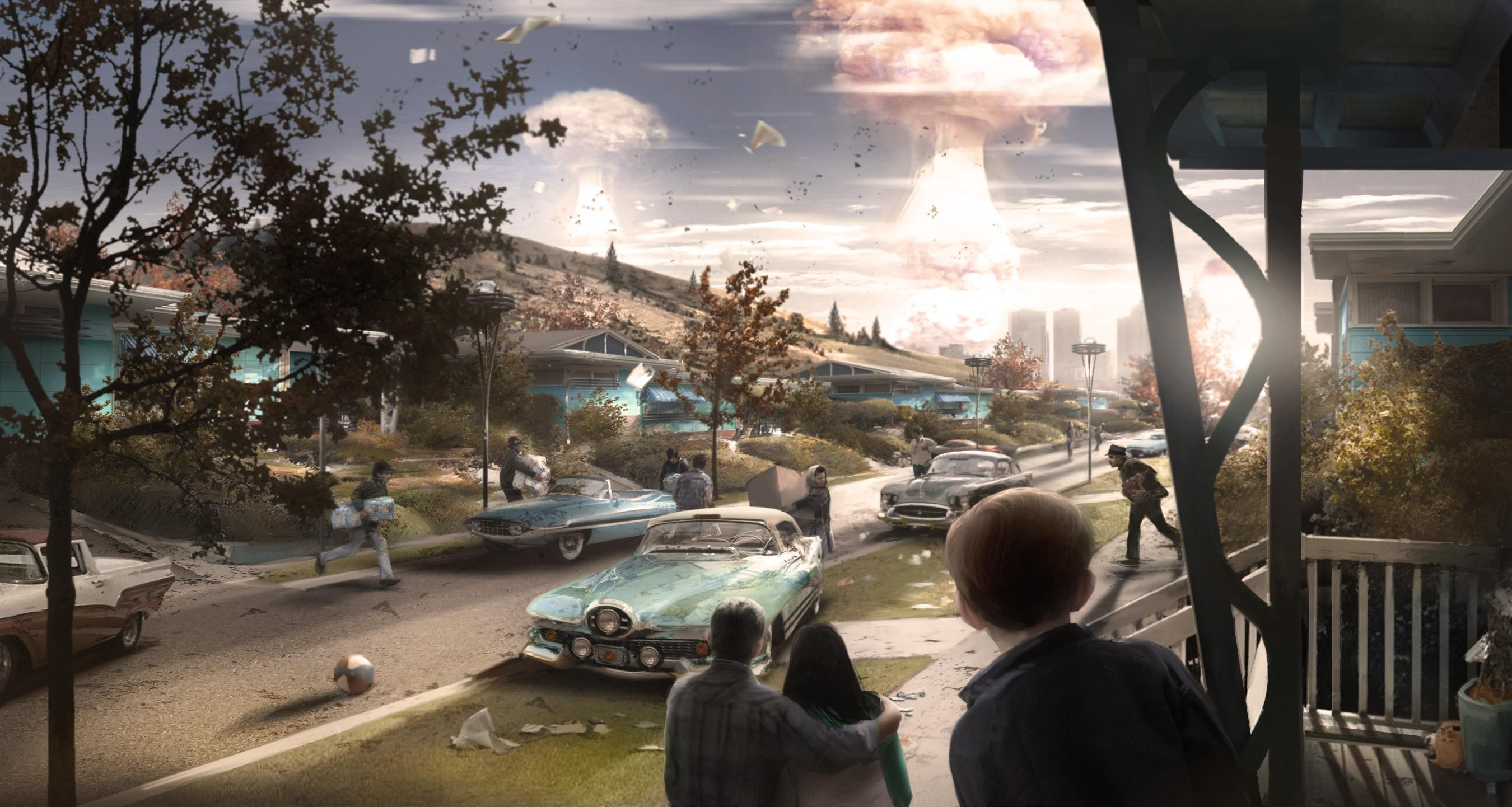 ZeniMax Media's 'Fallout 4' game set the record as the most viewed game launch of all 2015 games.