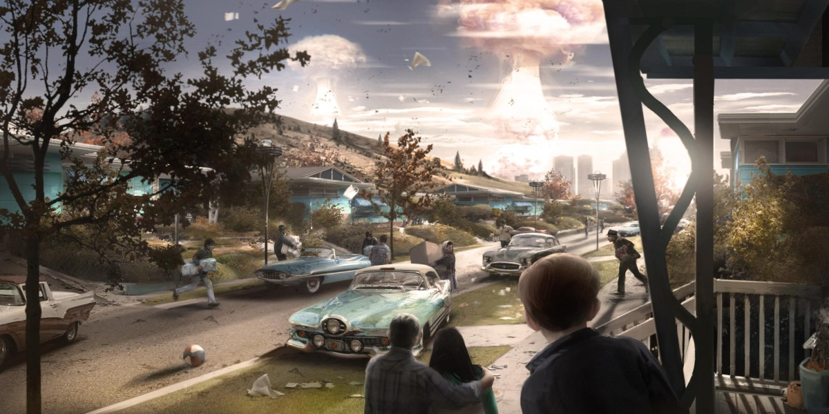 Fallout 4' $750 million game launch leaves 'Call of Duty' in