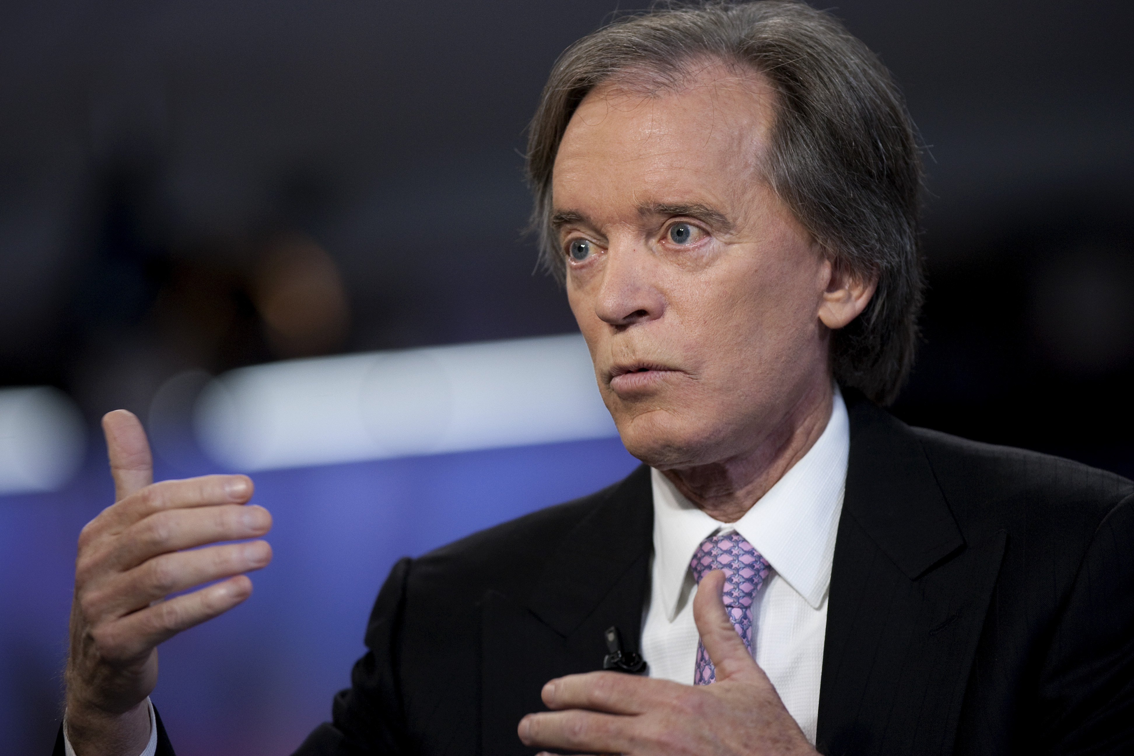 Bond investor Bill Gross of Janus Capital