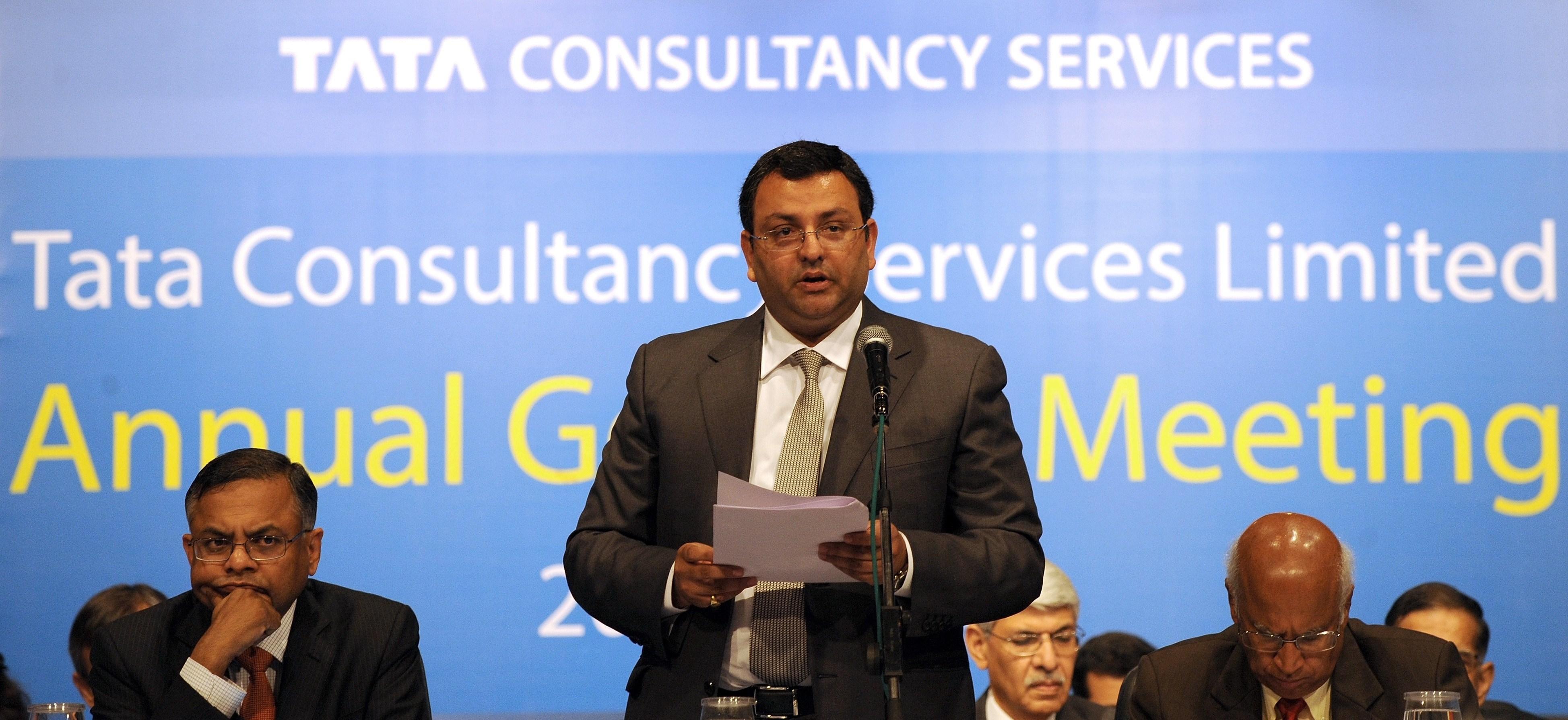INDIA-ECONOMY-IT-TCS