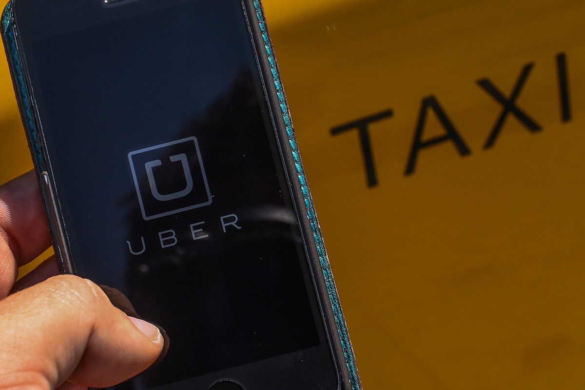 """CEOs are scared of getting hit with the """"Uber Syndrome."""""""