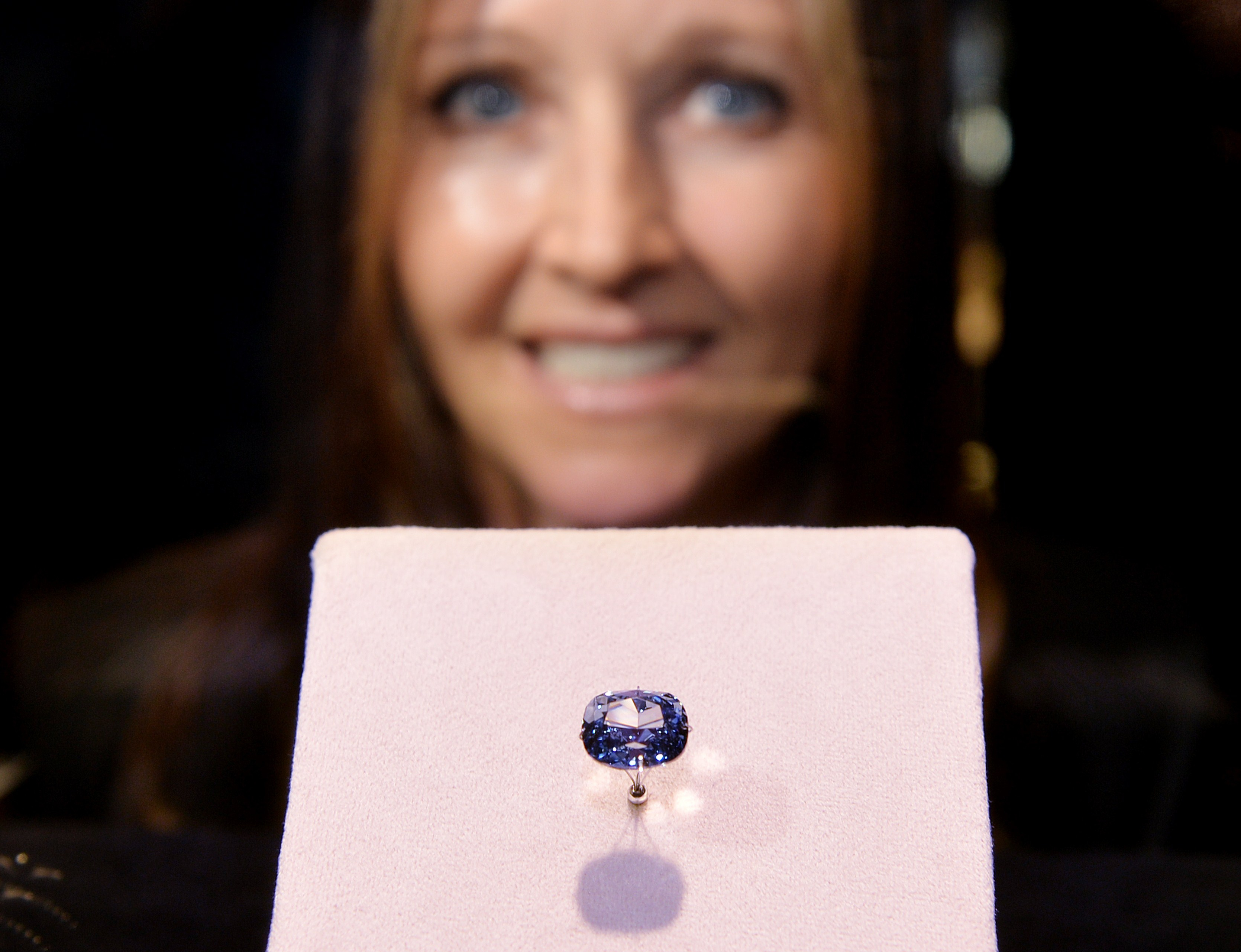 Billionaire Buys Daughter Most Expensive Diamond Ever Sold At Auction Fortune