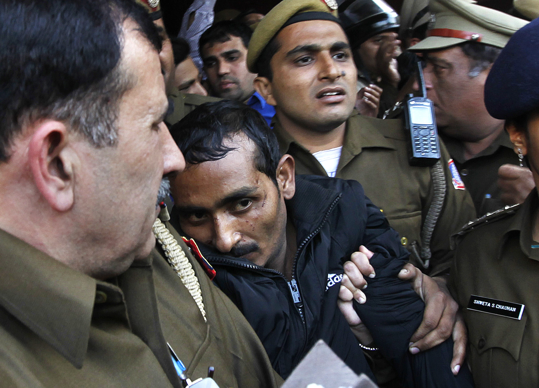 Uber Cab Rape Case: Accused Sent To Three Day Police Remand