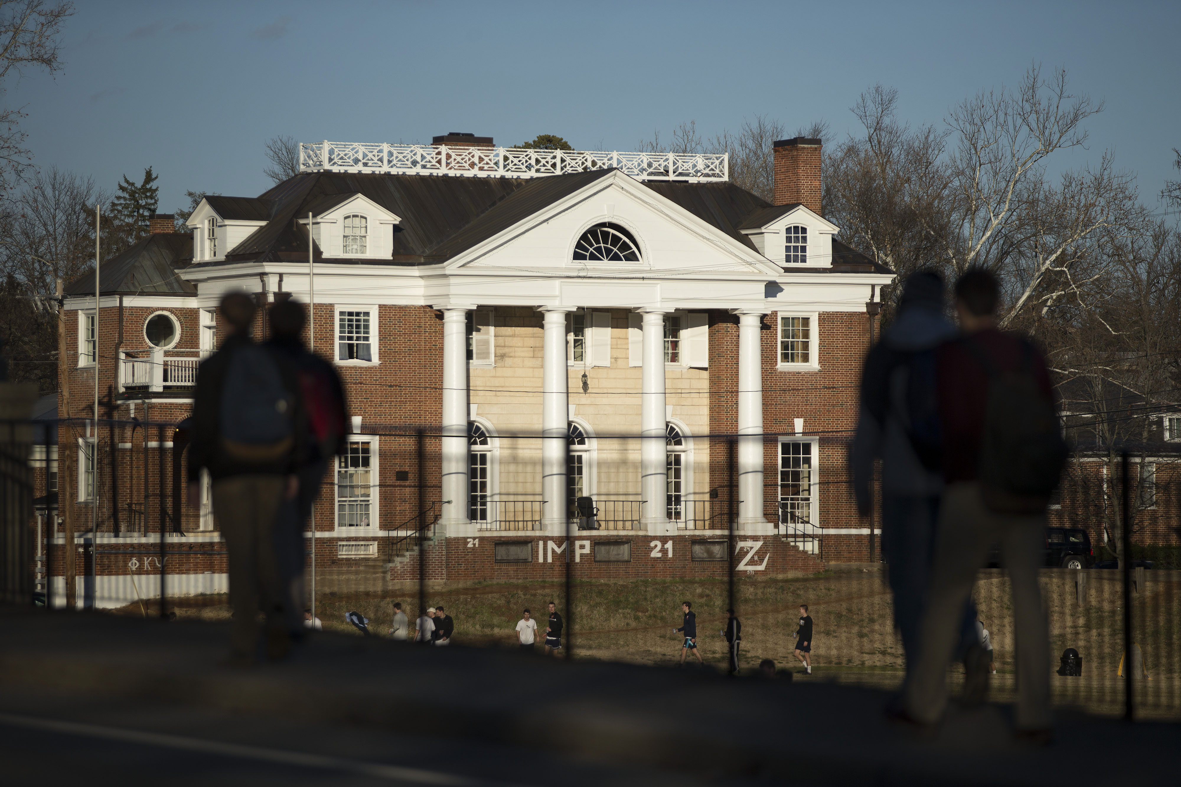 University Of Virginia Lifts Suspension On Fraternity Activities