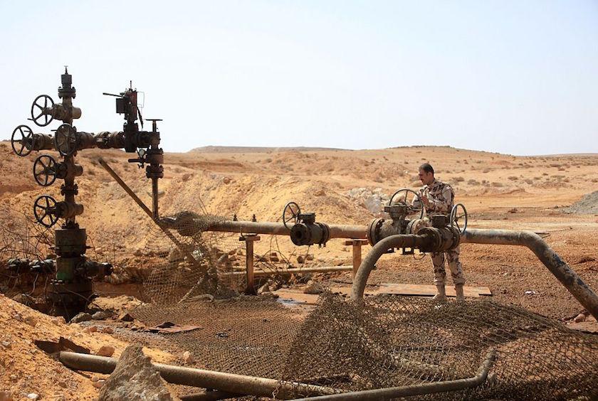 SYRIA-CONFLCIT-OIL