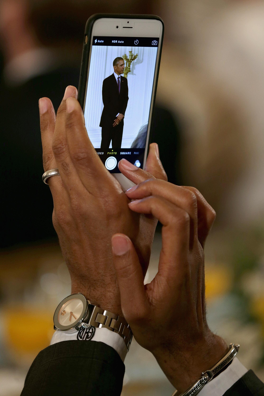 President Obama Hosts Easter Prayer Breakfast