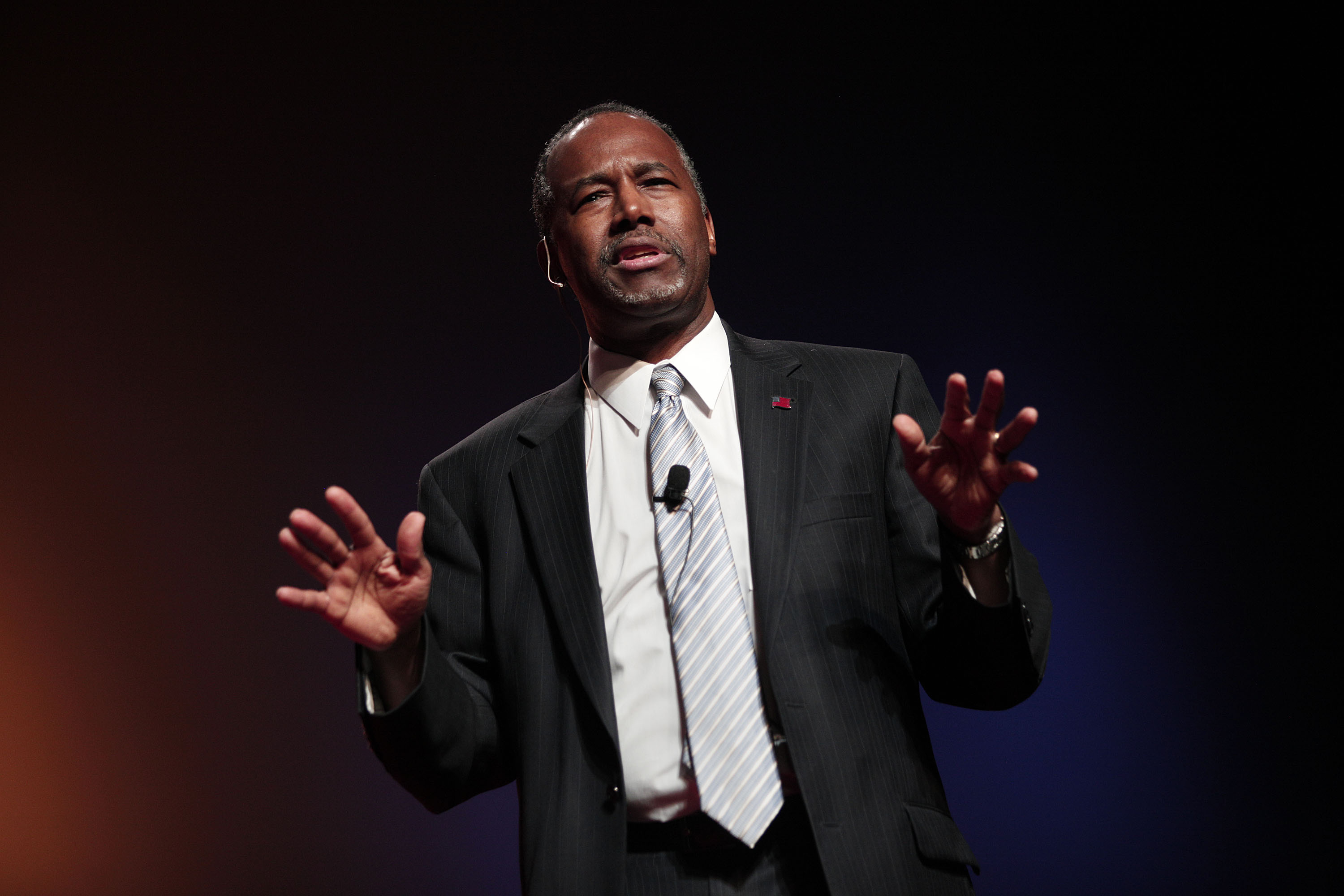 Ben Carson Makes Announcement About Seeking Republican Presidential Nomination
