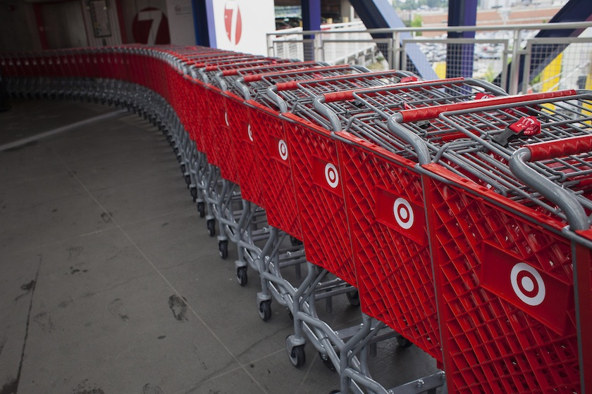 Inside A Target Corp. Store Ahead Of Earnings Figures