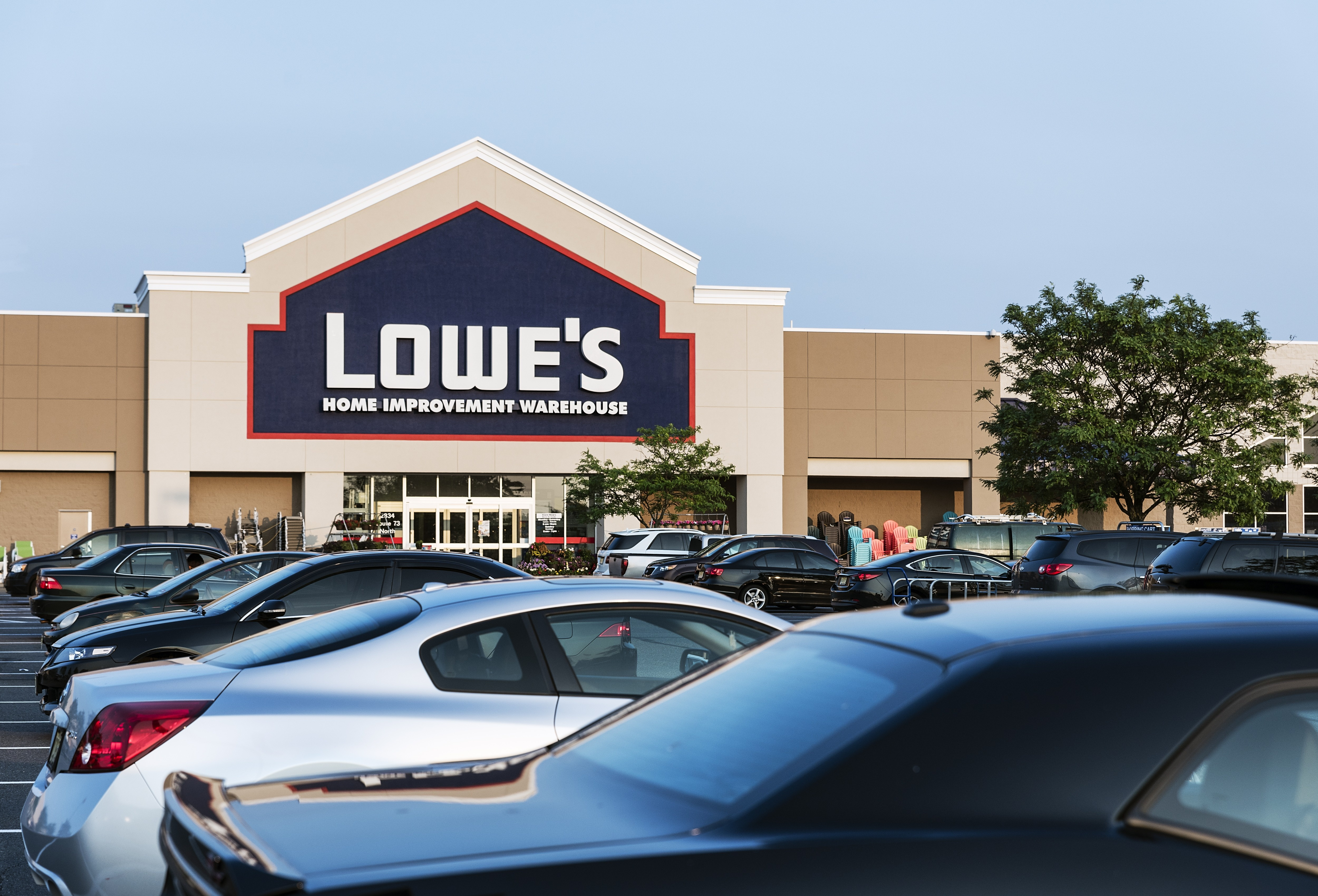 Lowe's home improvement superstore