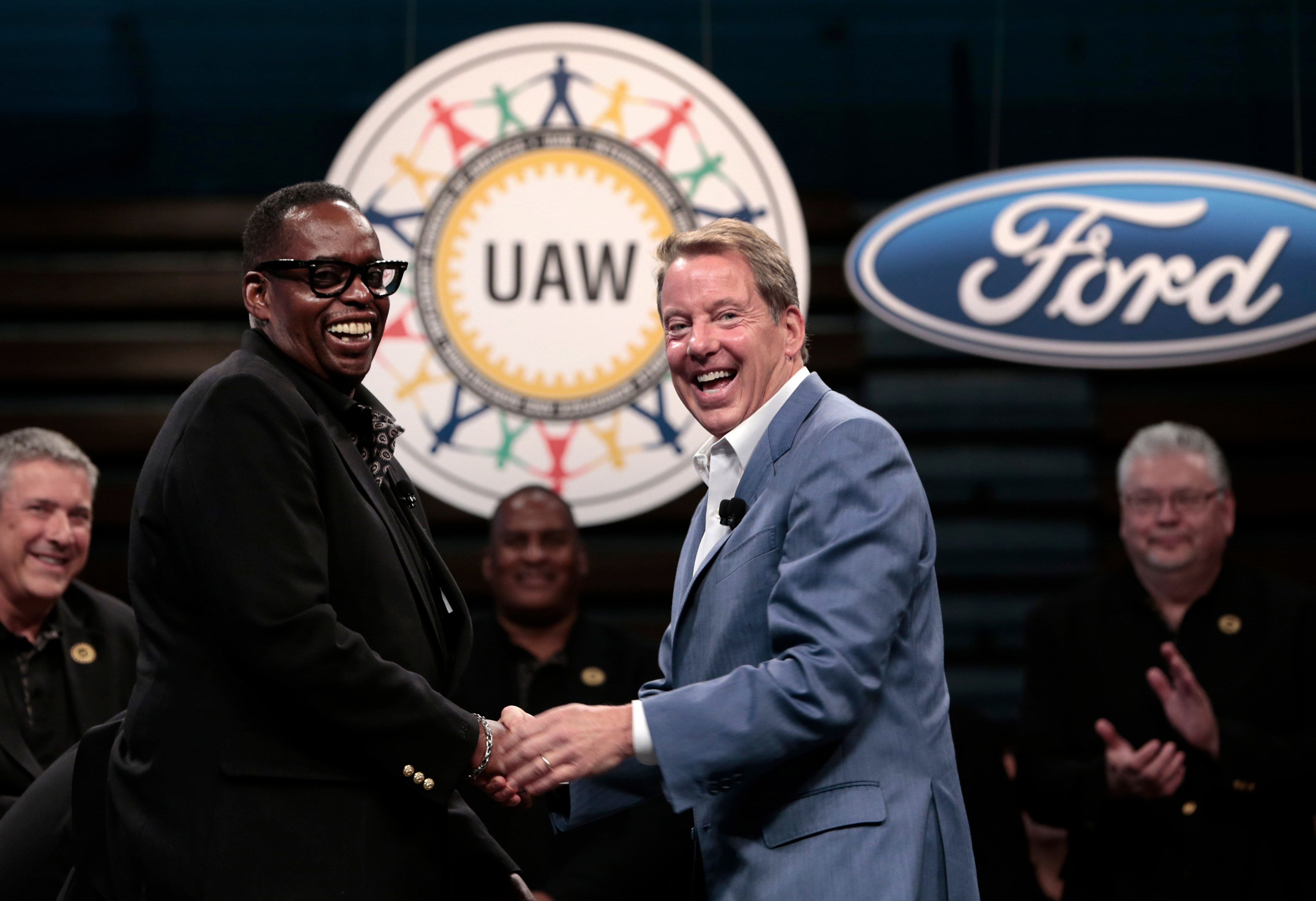 Ford Seeks To End Role As Detroit's Most Generous Automaker