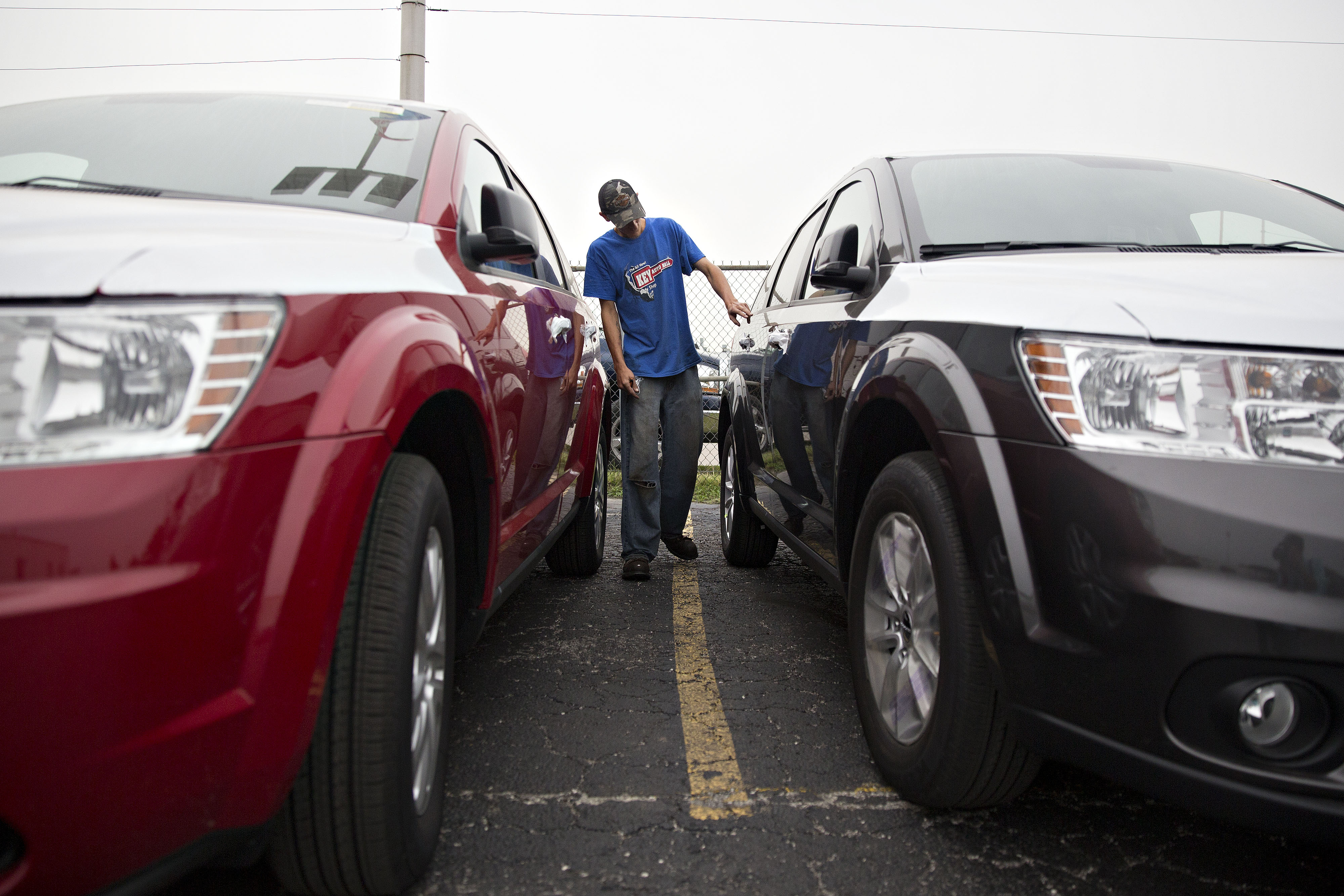Exceptional auto sales are coming at the same time that other U.S. economic indicators are painting more of a mixed picture.