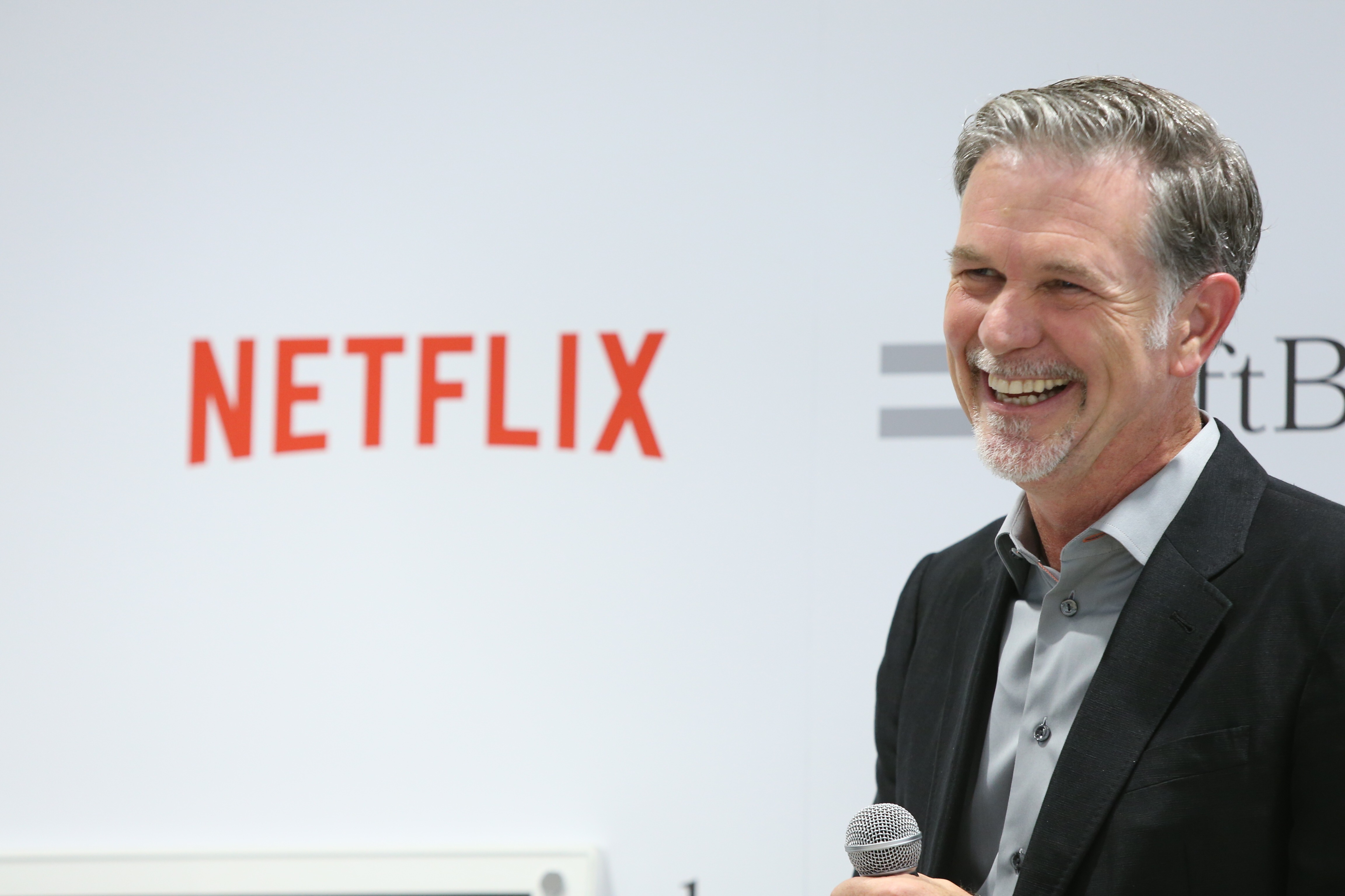 Netflix Partners With SoftBank For Japan Launch