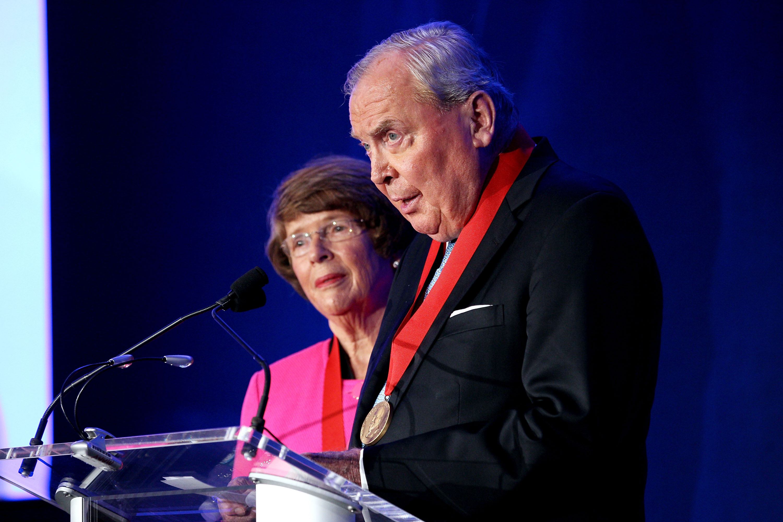 2015 Carnegie Medal Of Philanthropy Award Ceremony