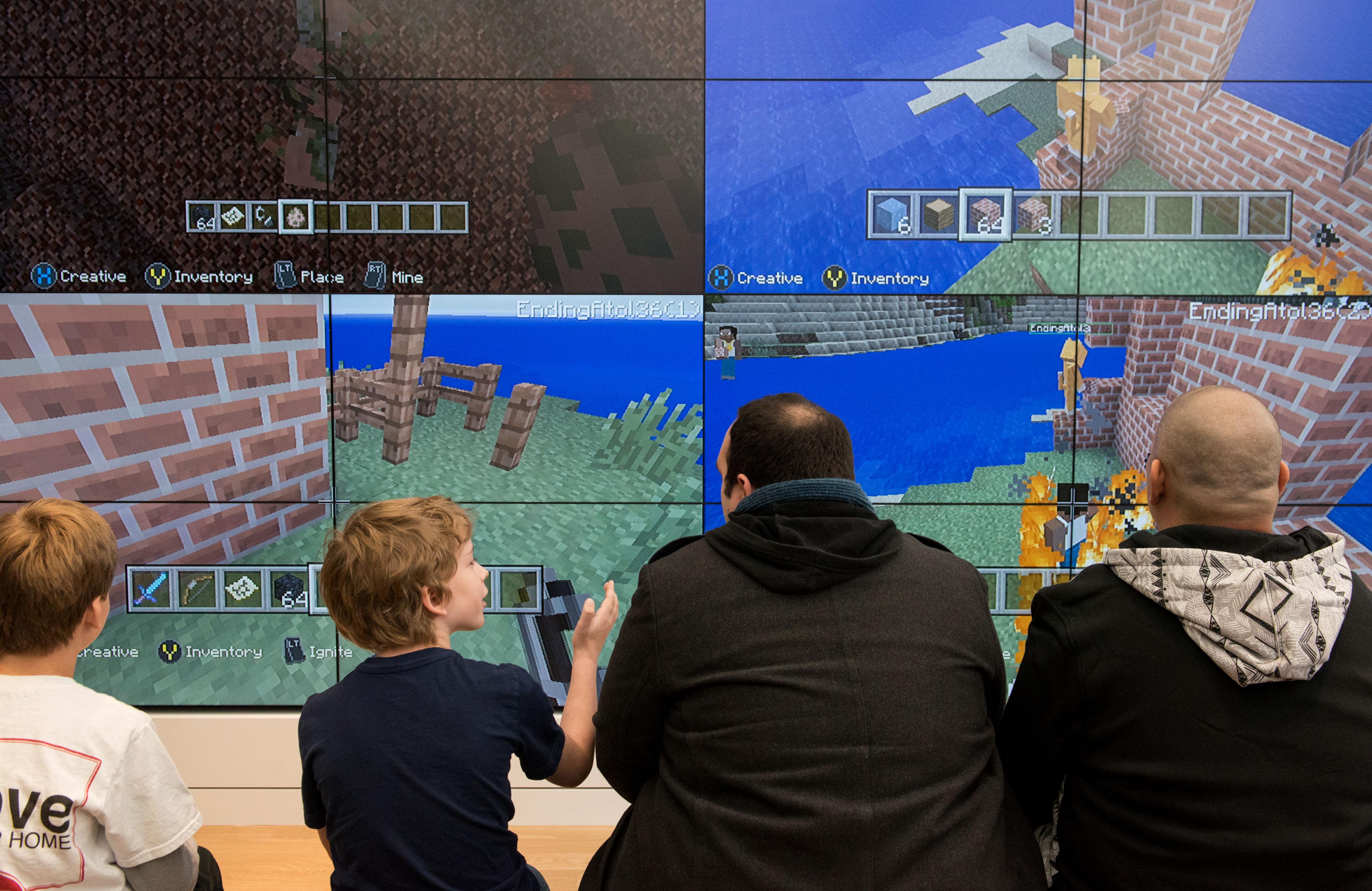 Minecraft will teach kids coding