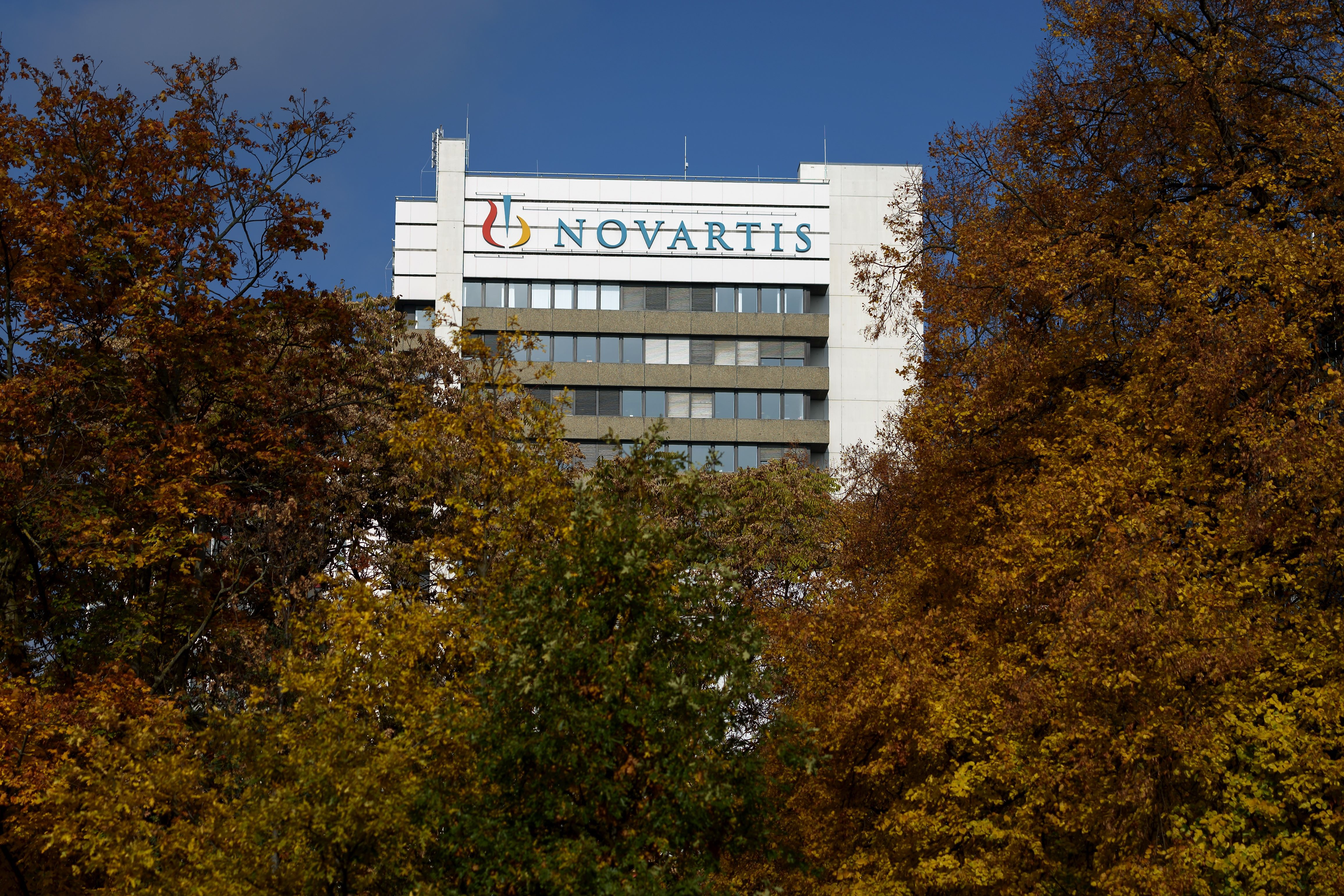 SWITZERLAND-PHARMA-EARNINGS-COMPANY-NOVARTIS
