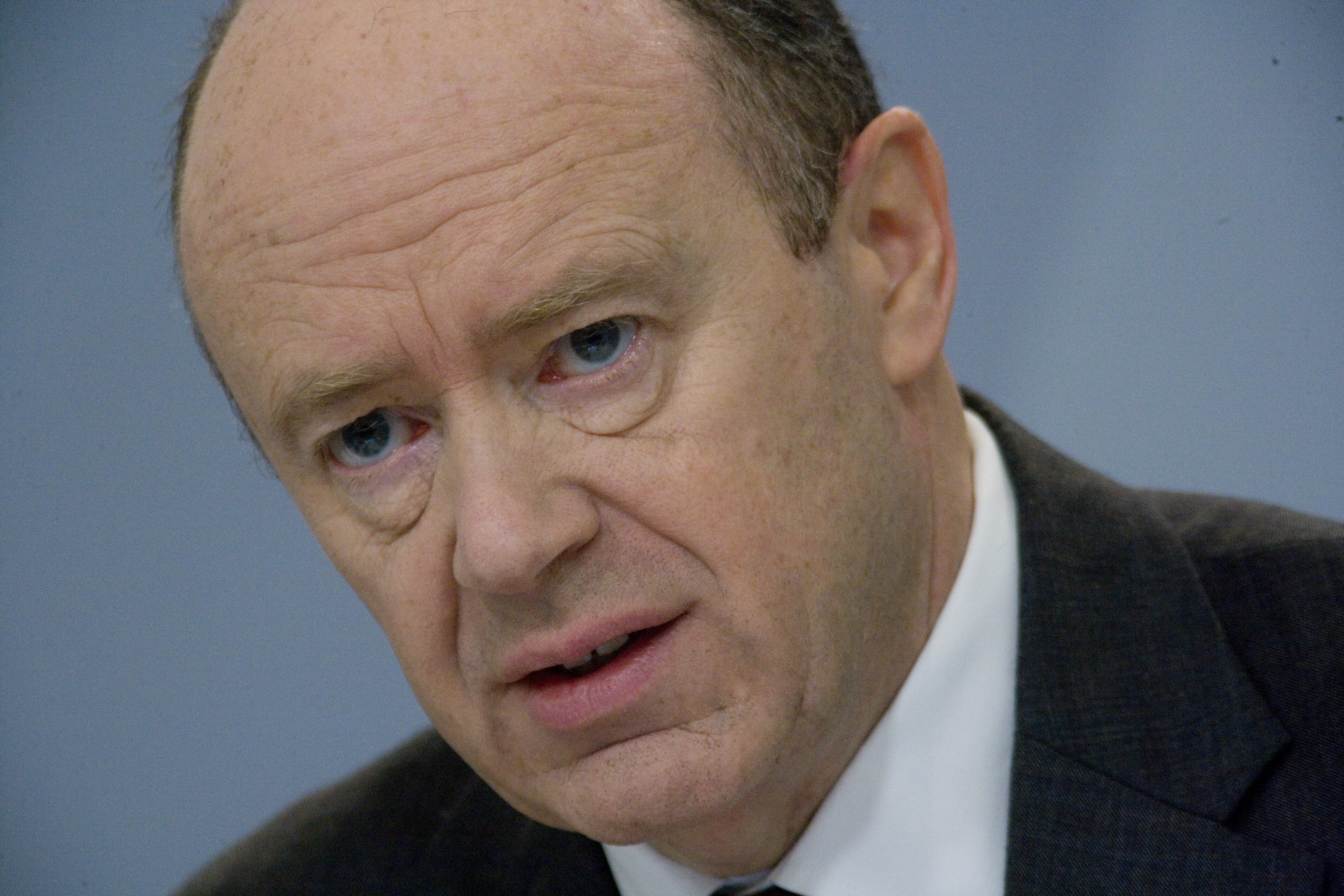 John Cryan, CEO of Deutsche Bank AG (German Bank).