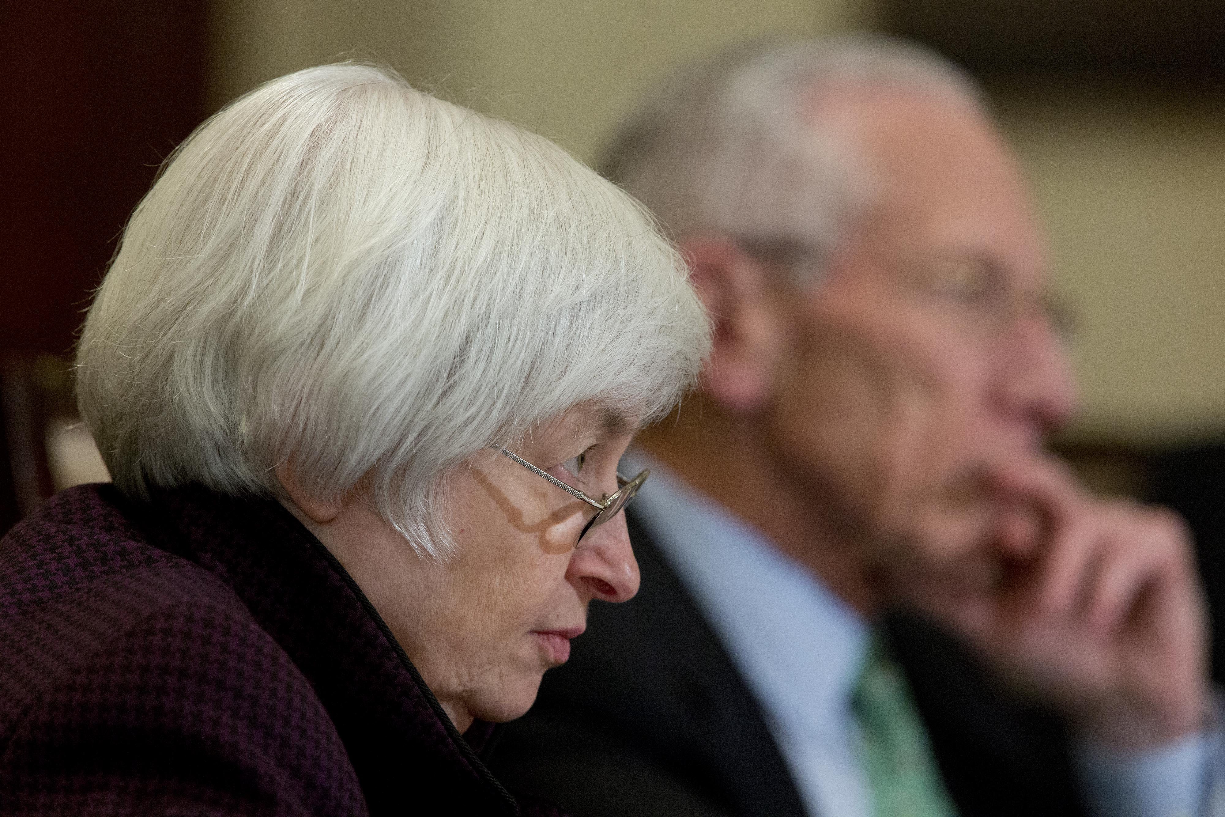 Board Of Governors Of The Federal Reserve Hold Open Meeting