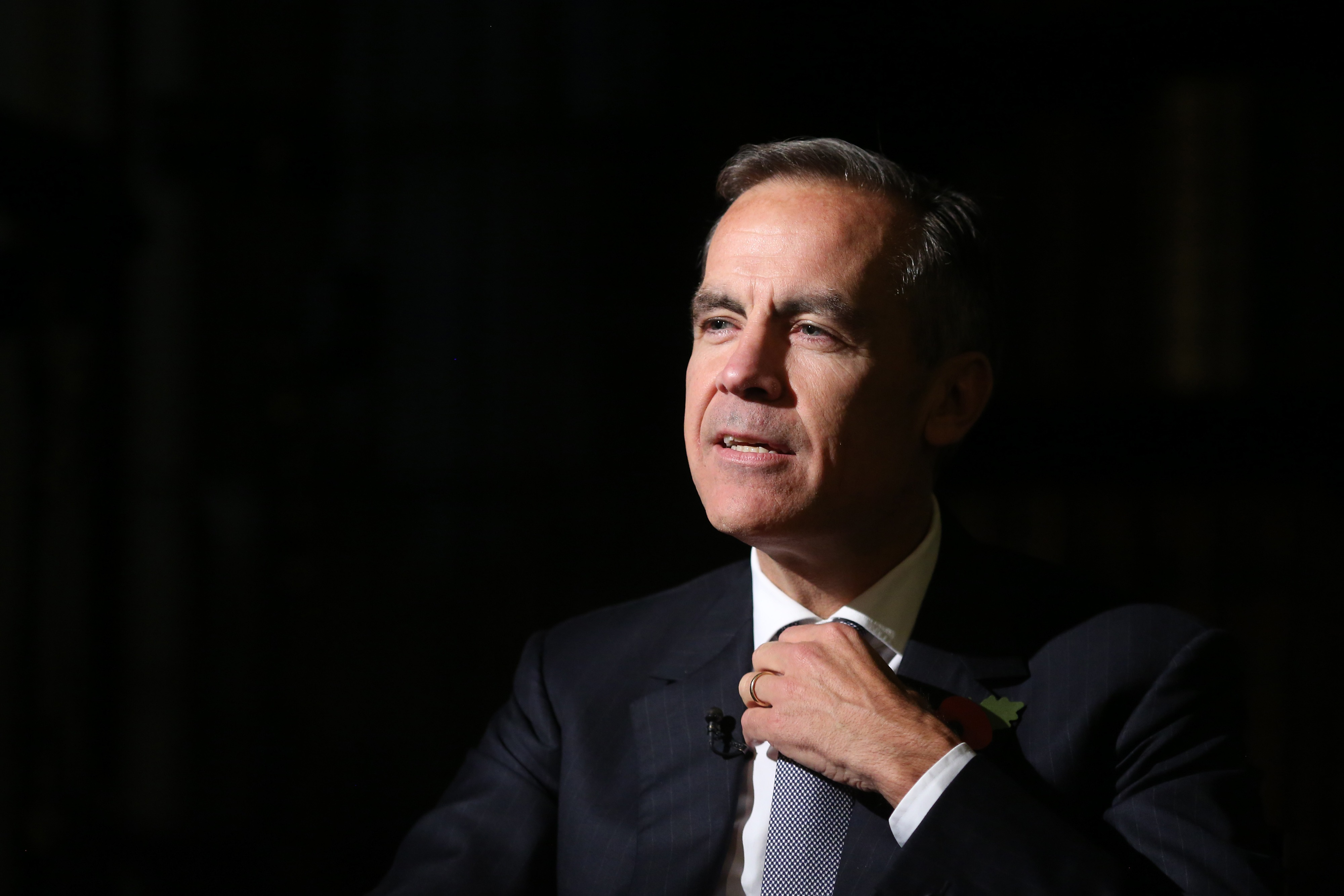 Bank Of England Governor Mark Carney Exclusive Interview