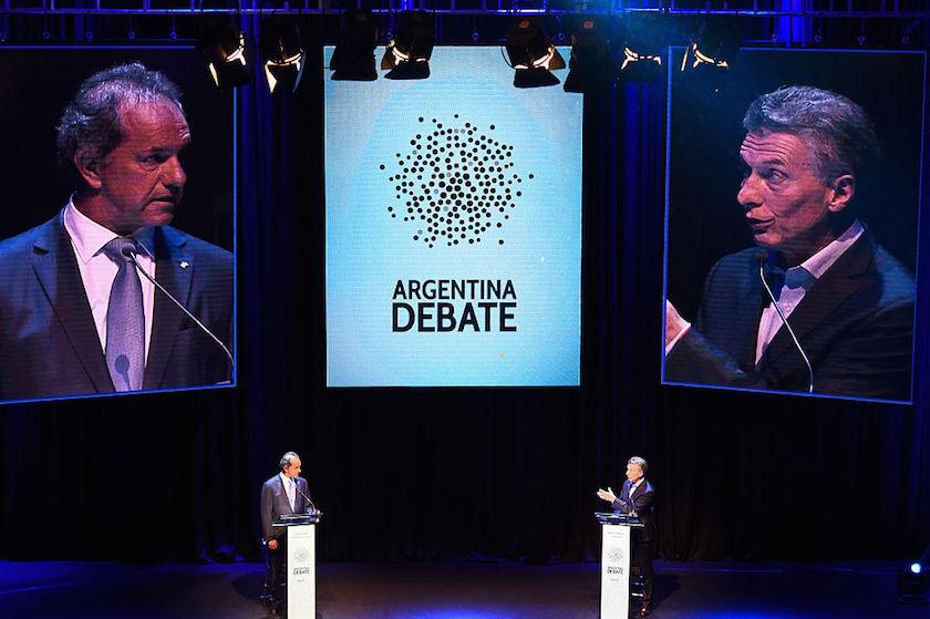 Argentina Presidential Debate