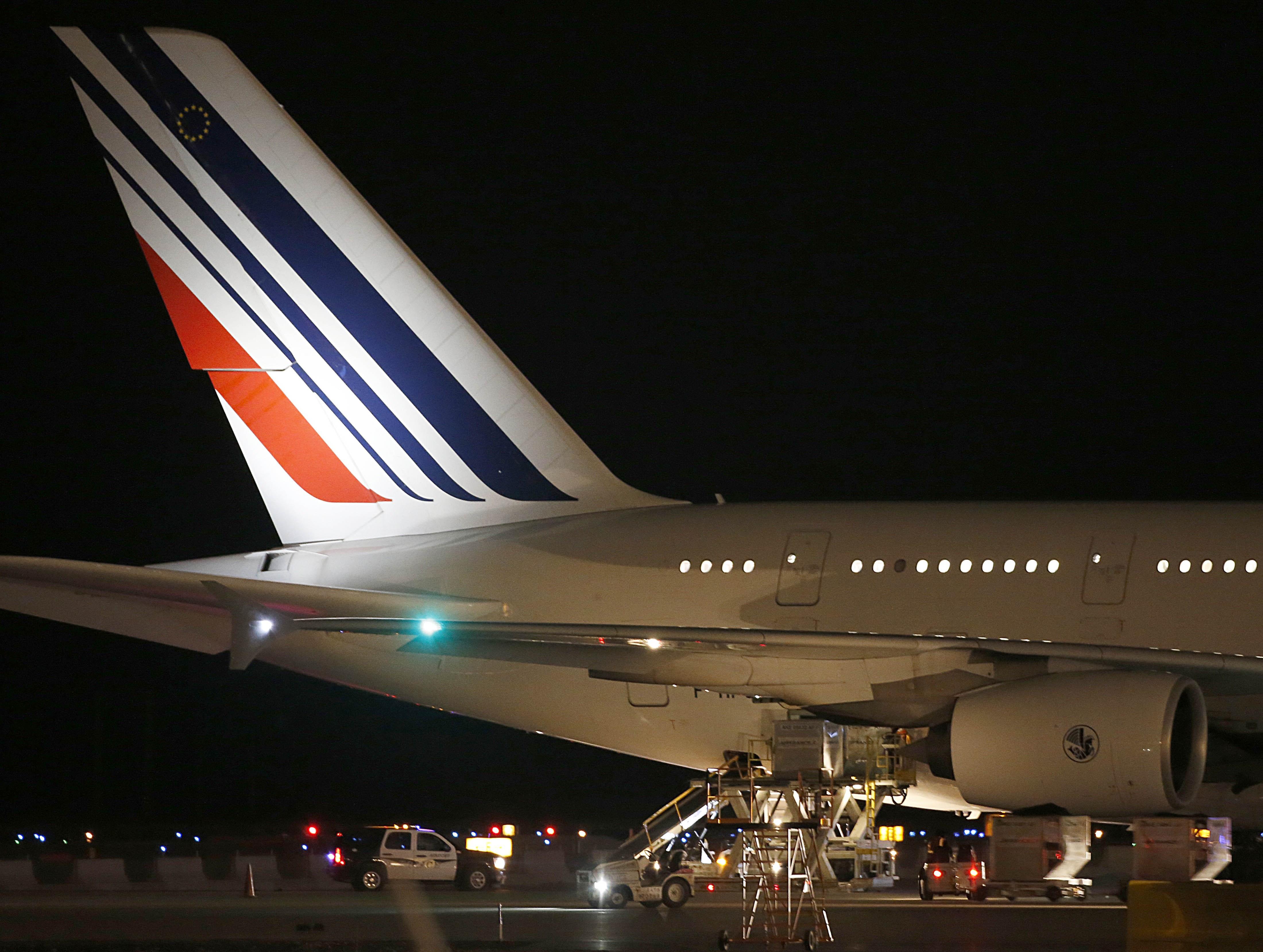 US-AVIATION-AIRFRANCE