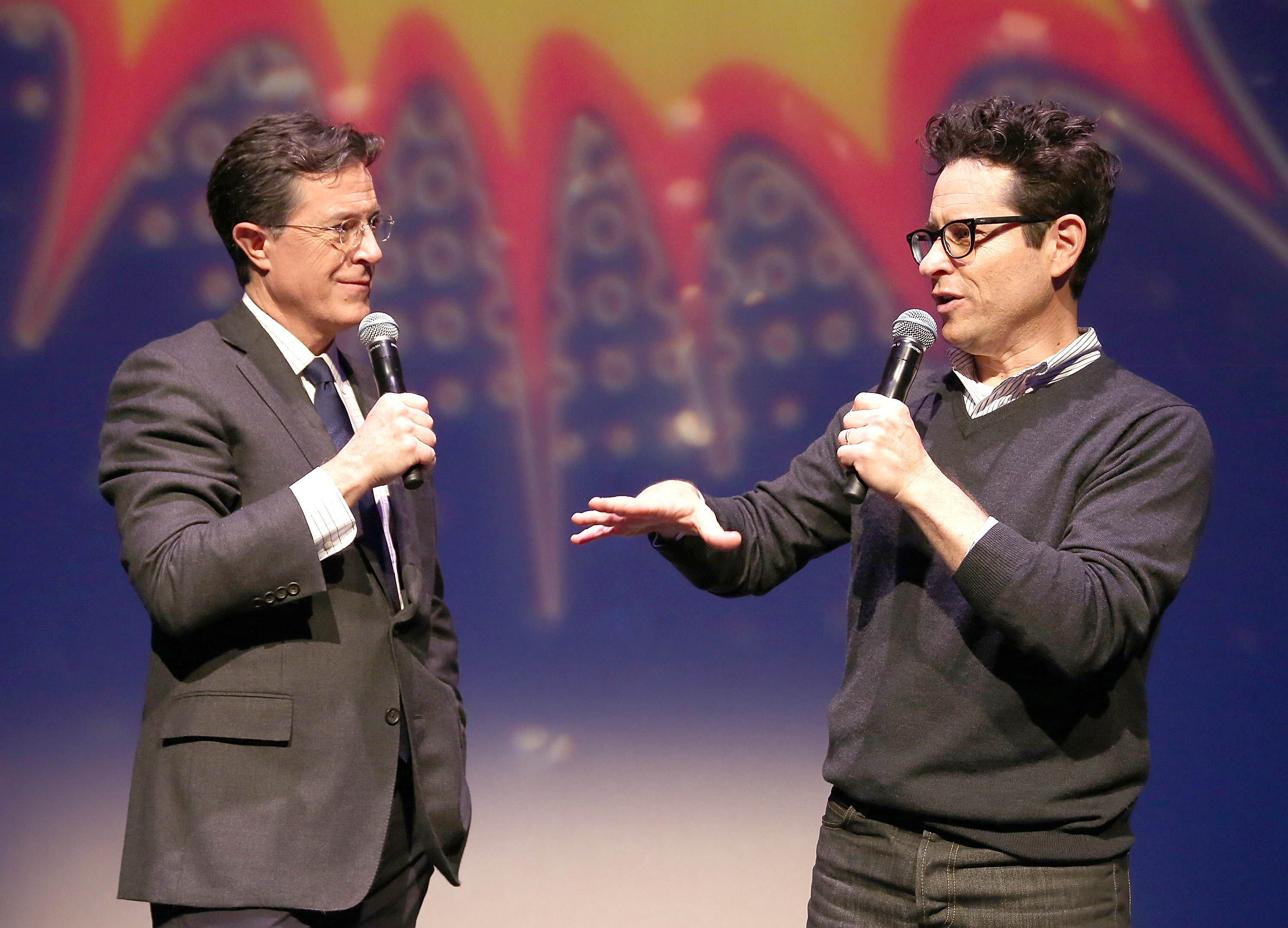 Montclair Film Festival Presents Celebrity Nerd-Off: Stephen Colbert & J.J. Abrams
