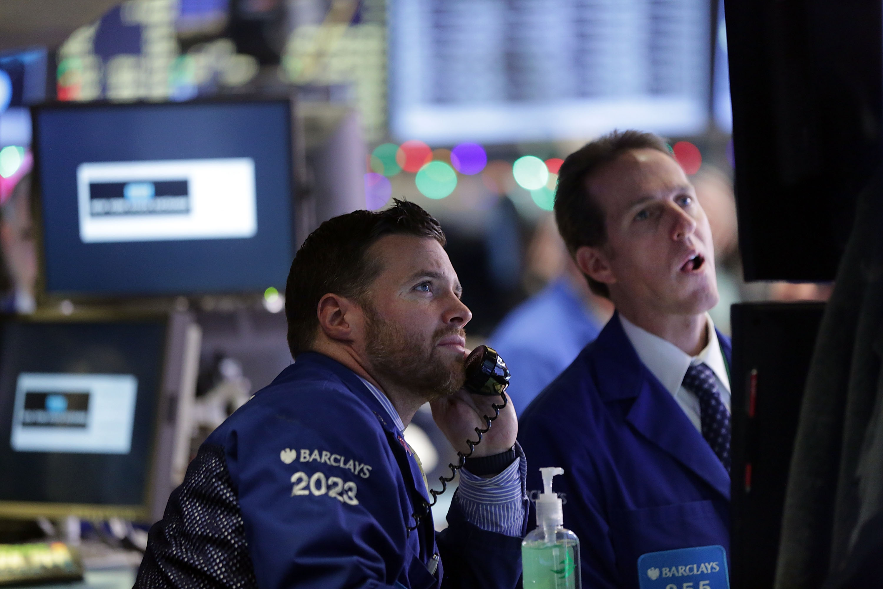 Markets Open In New York As Global Stocks Rise